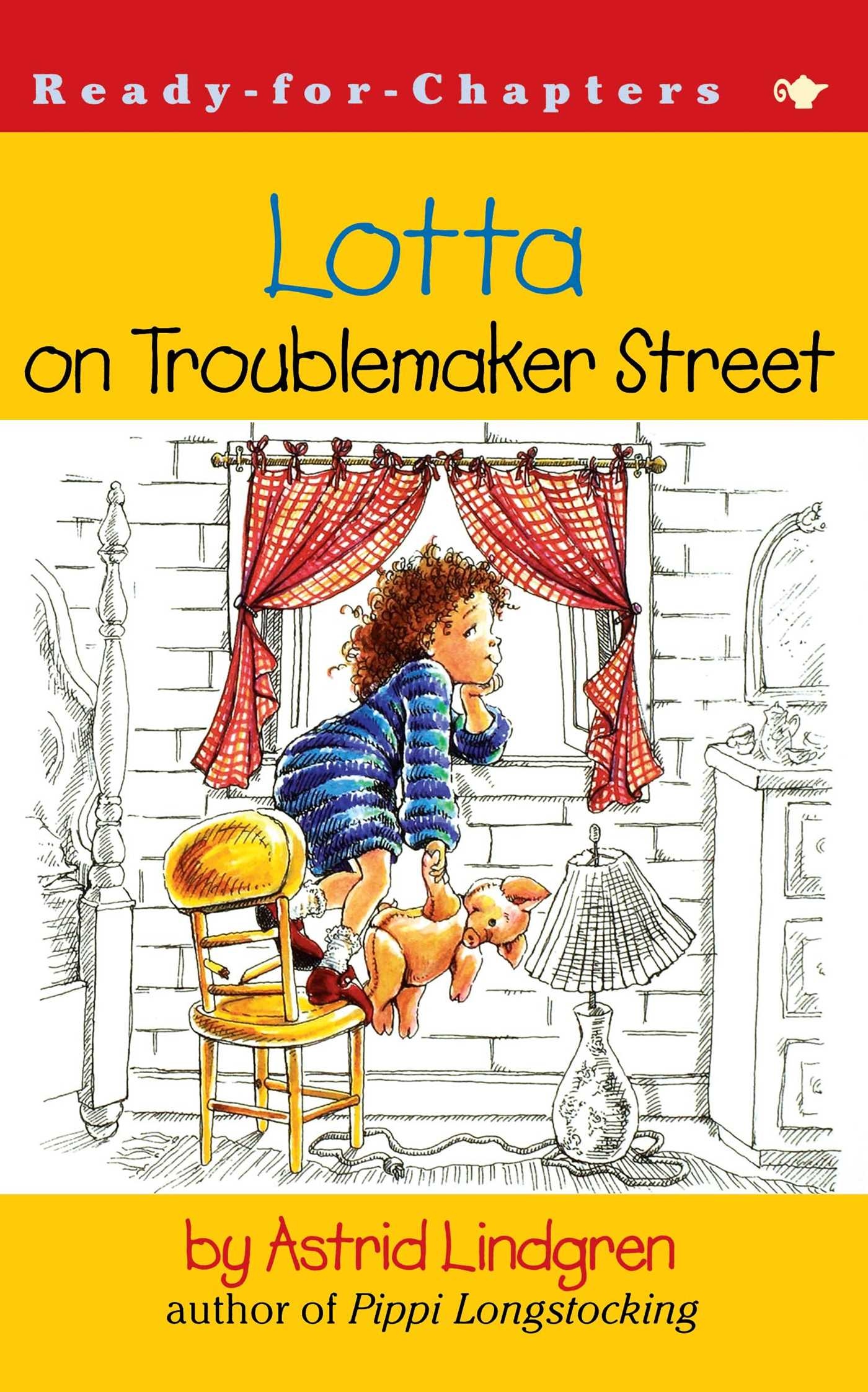 Lotta on troublemaker street 9780689846731 hr
