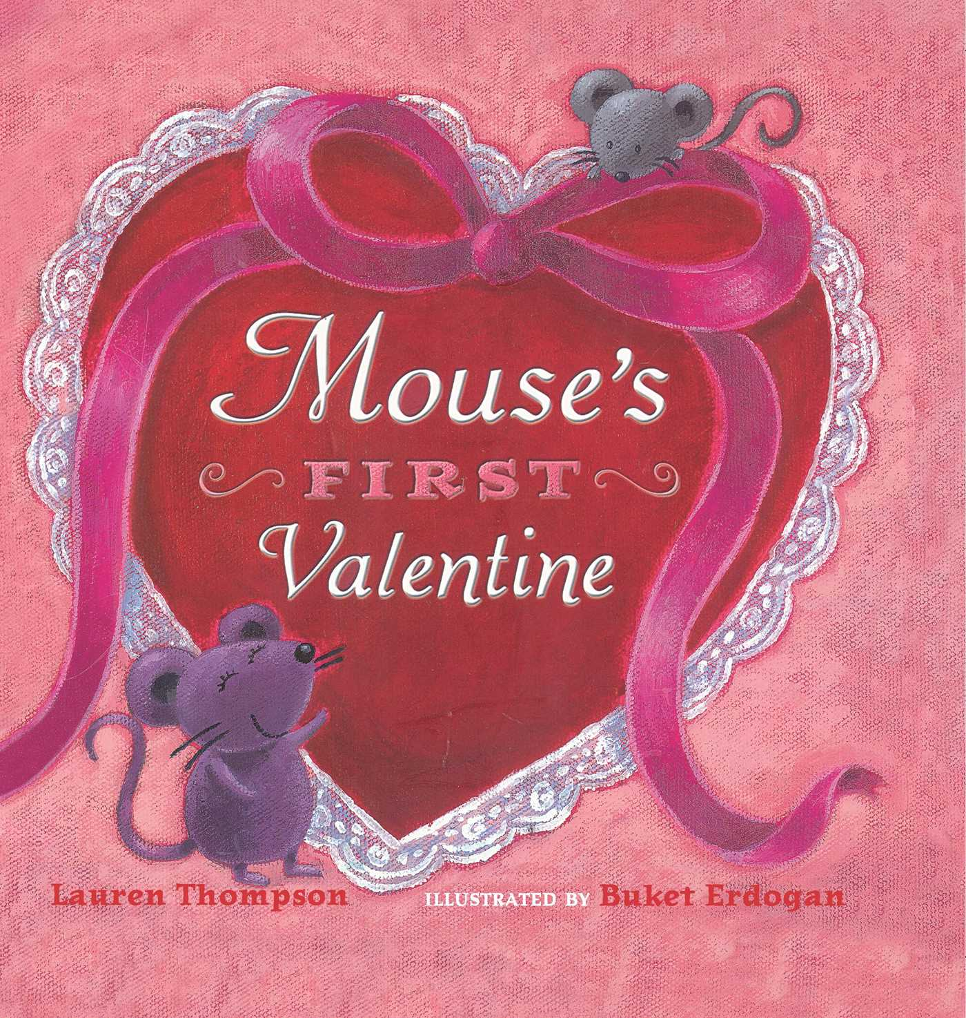 Mouses first valentine 9780689847240 hr