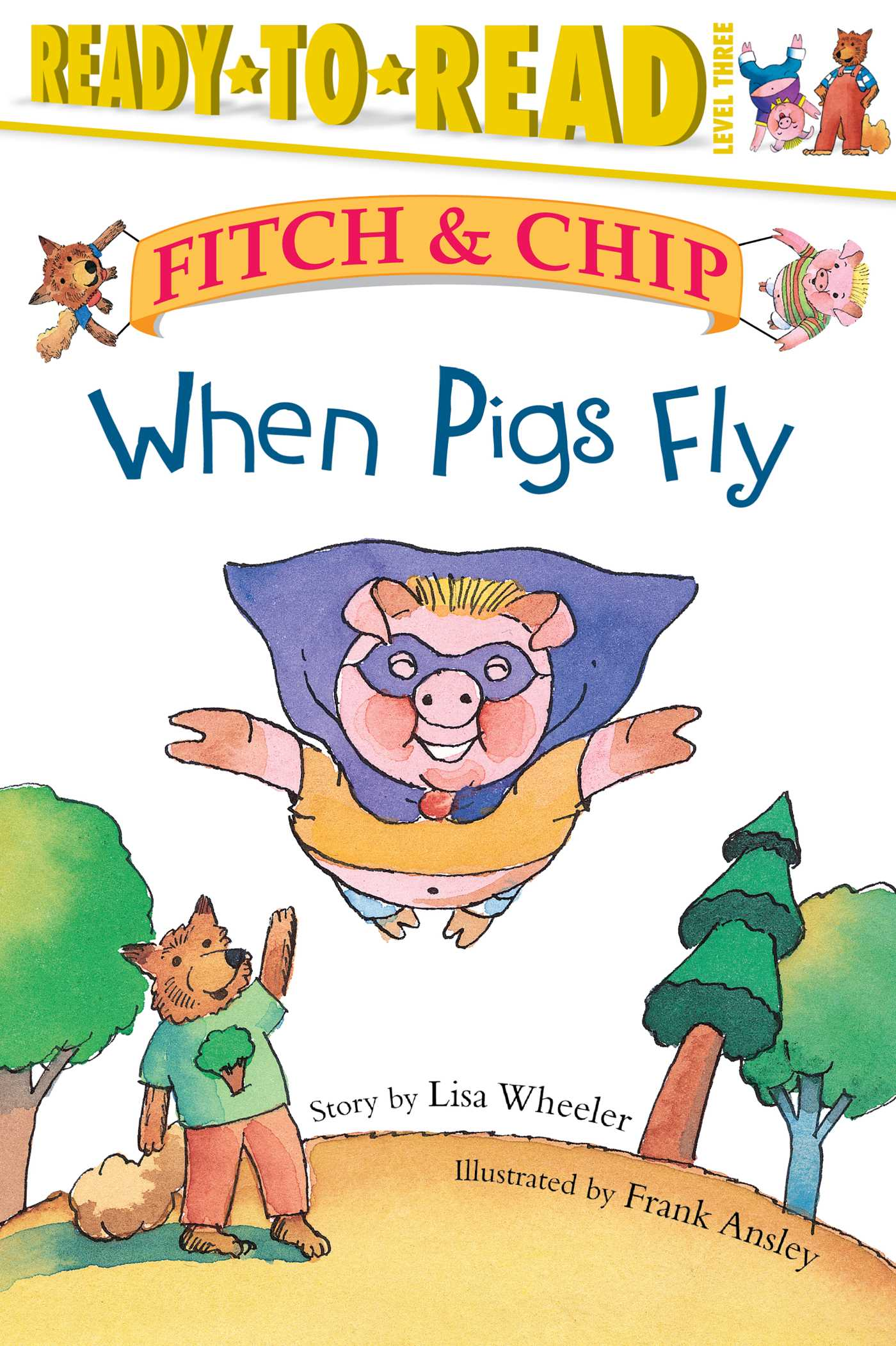 When pigs fly 9780689849565 hr