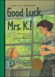 Good Luck, Mrs. K.!