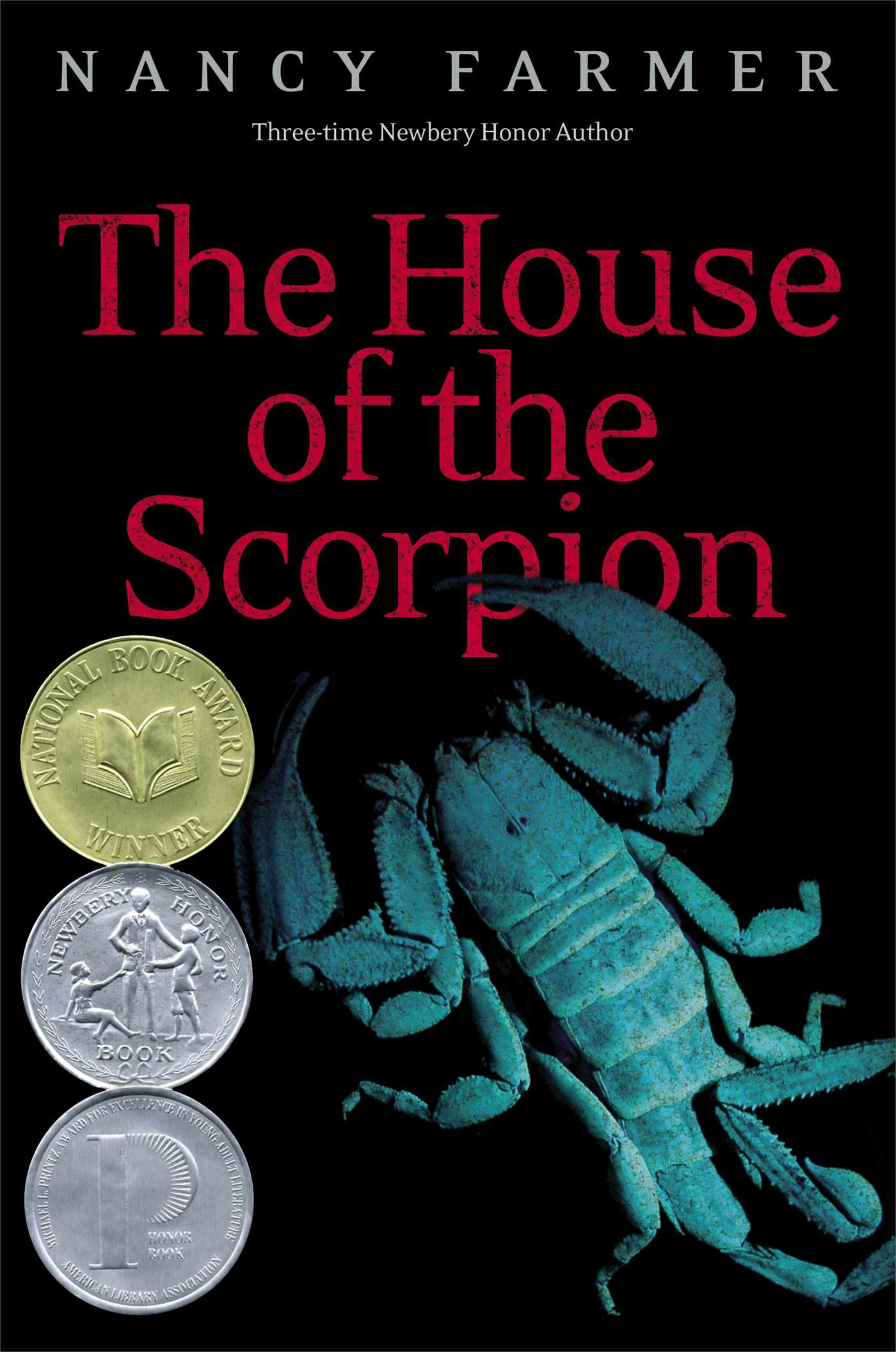 House of the scorpion 9780689852220 hr
