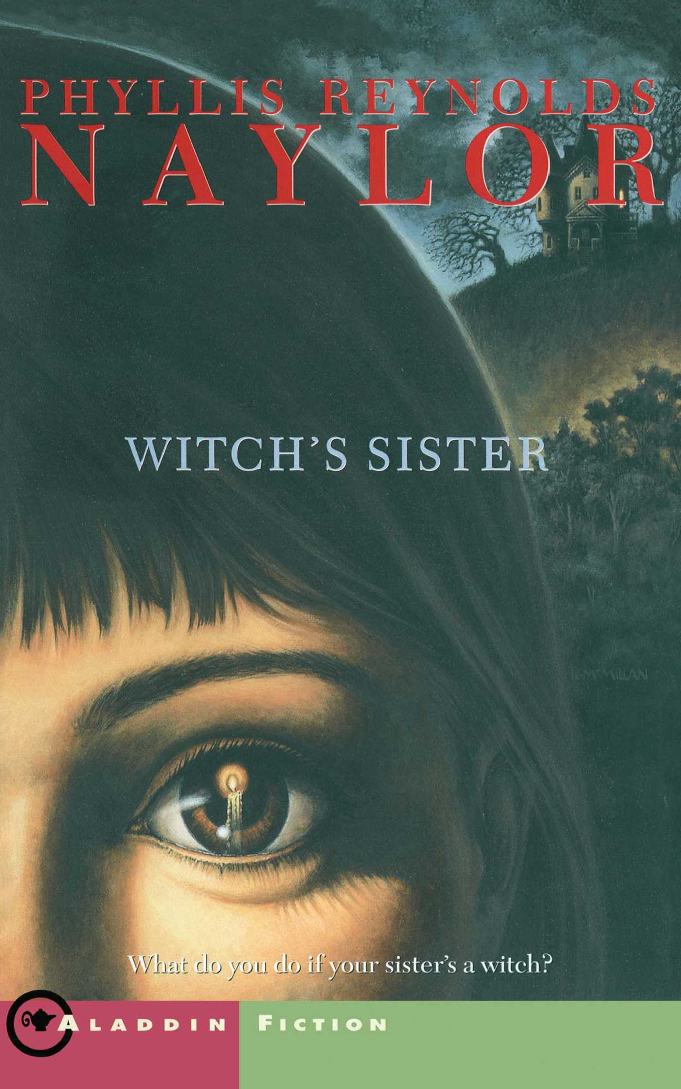 The witchs sister 9780689853159 hr
