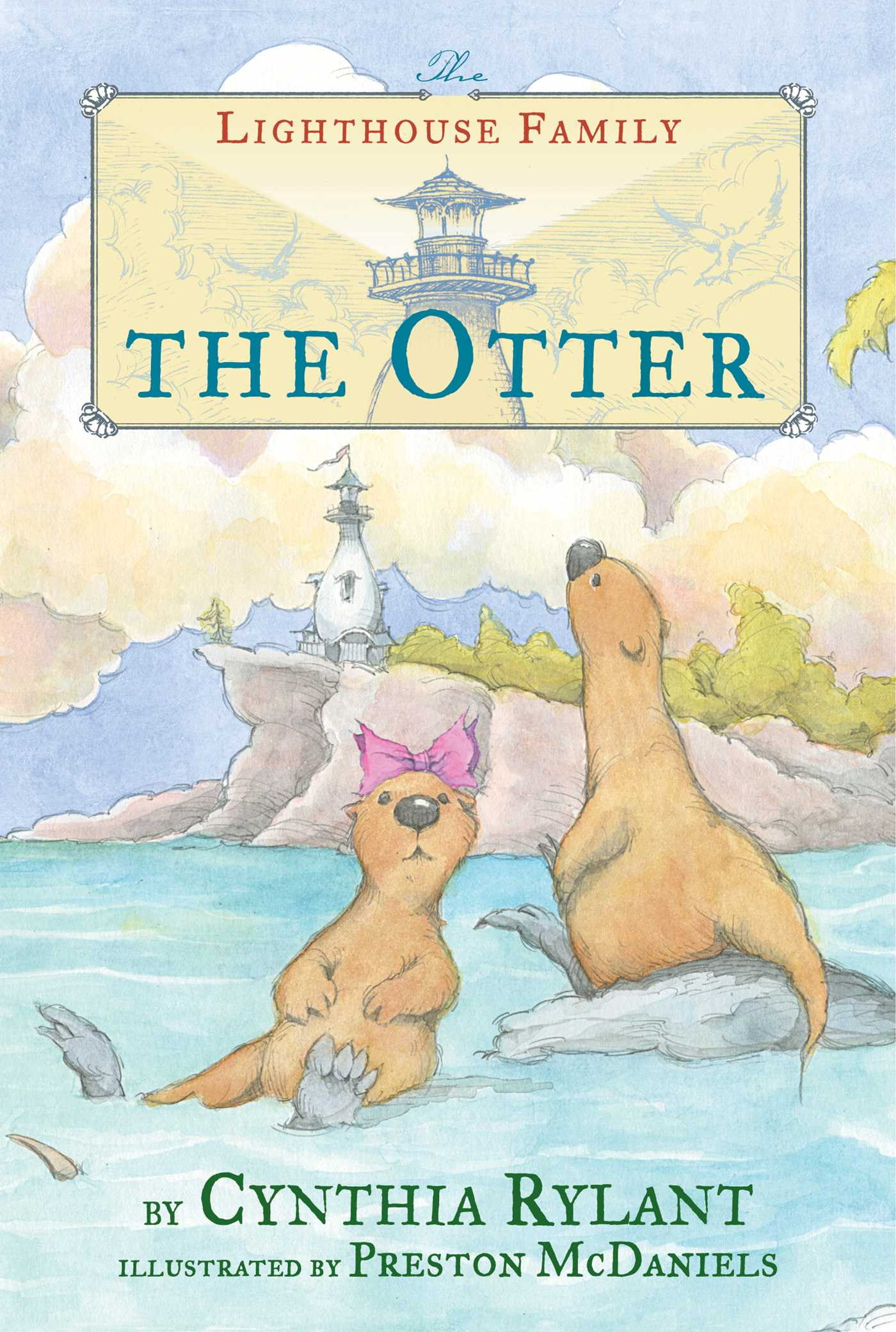The otter 9780689863134 hr