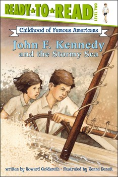 John F. Kennedy and the Stormy Sea