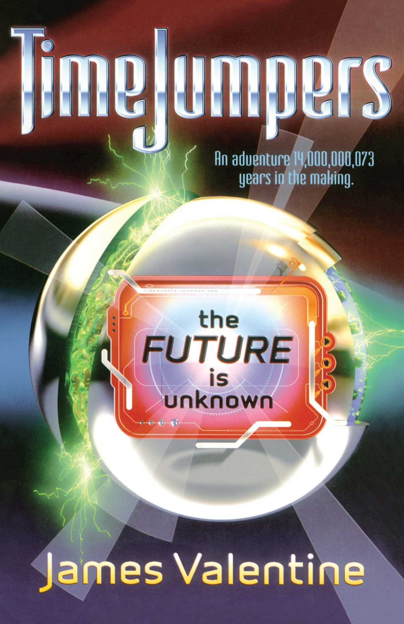 The future is unknown 9780689873546 hr