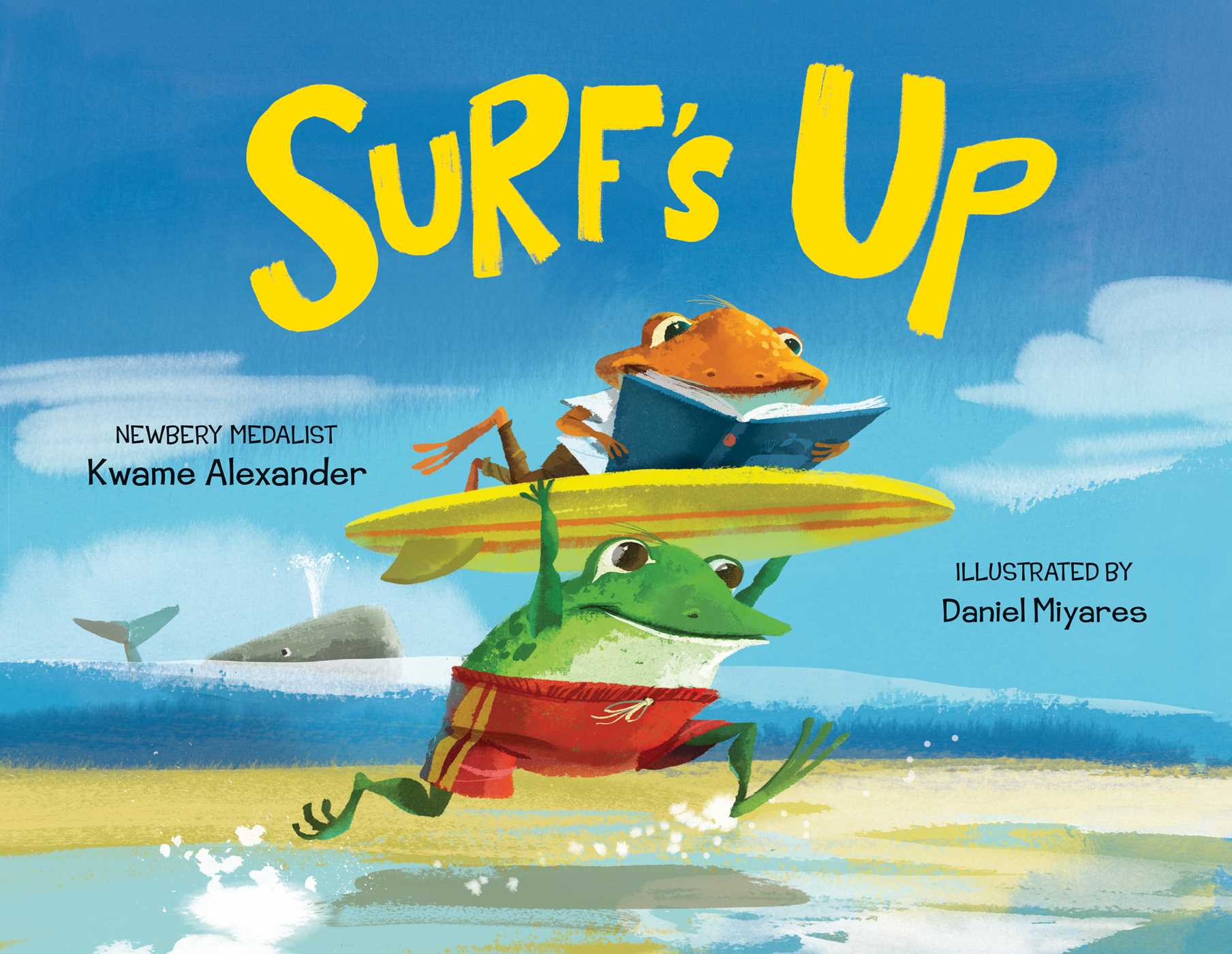 Image result for Surfs Up book cover