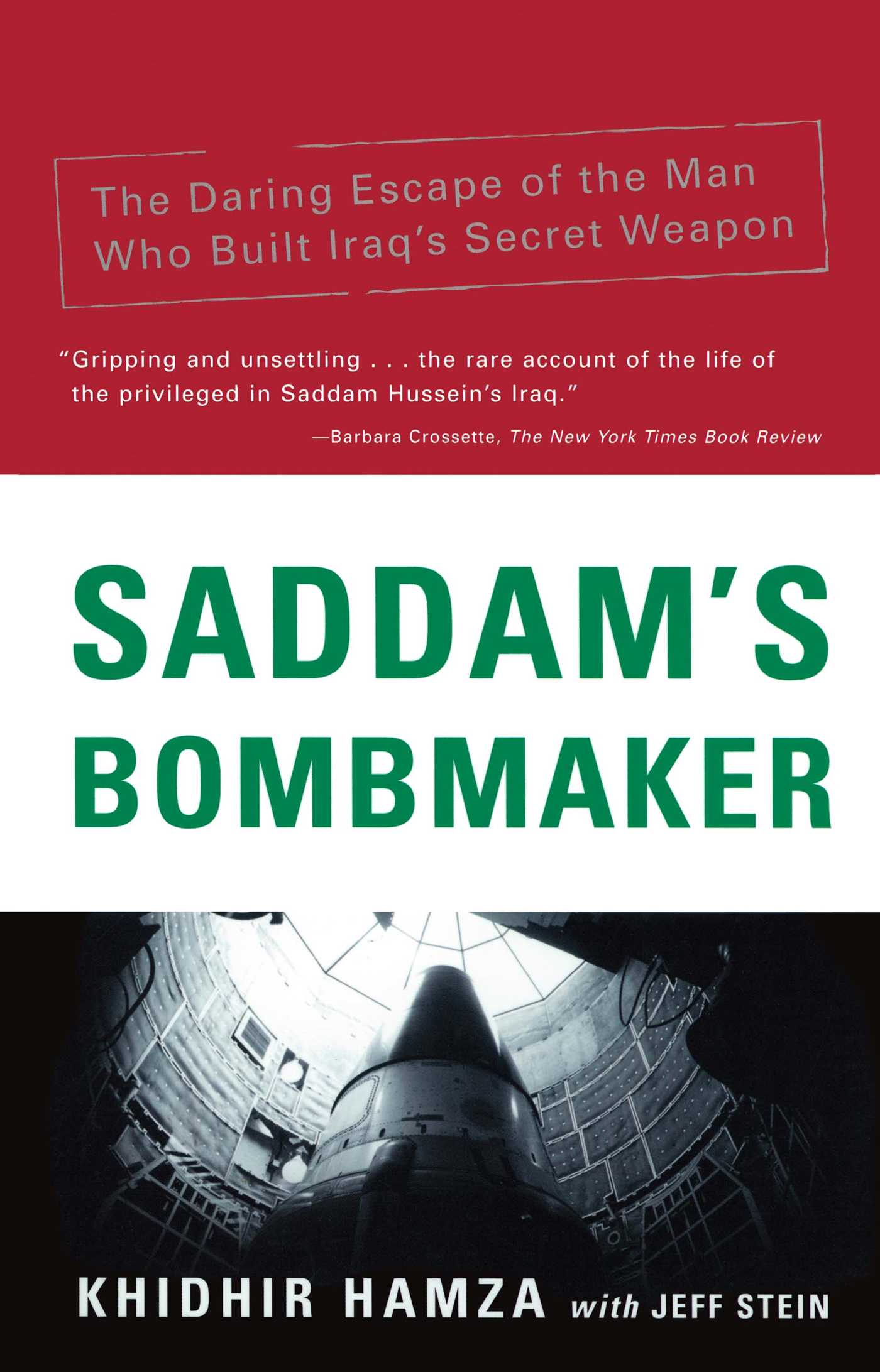 Saddams bombmaker 9780743211352 hr