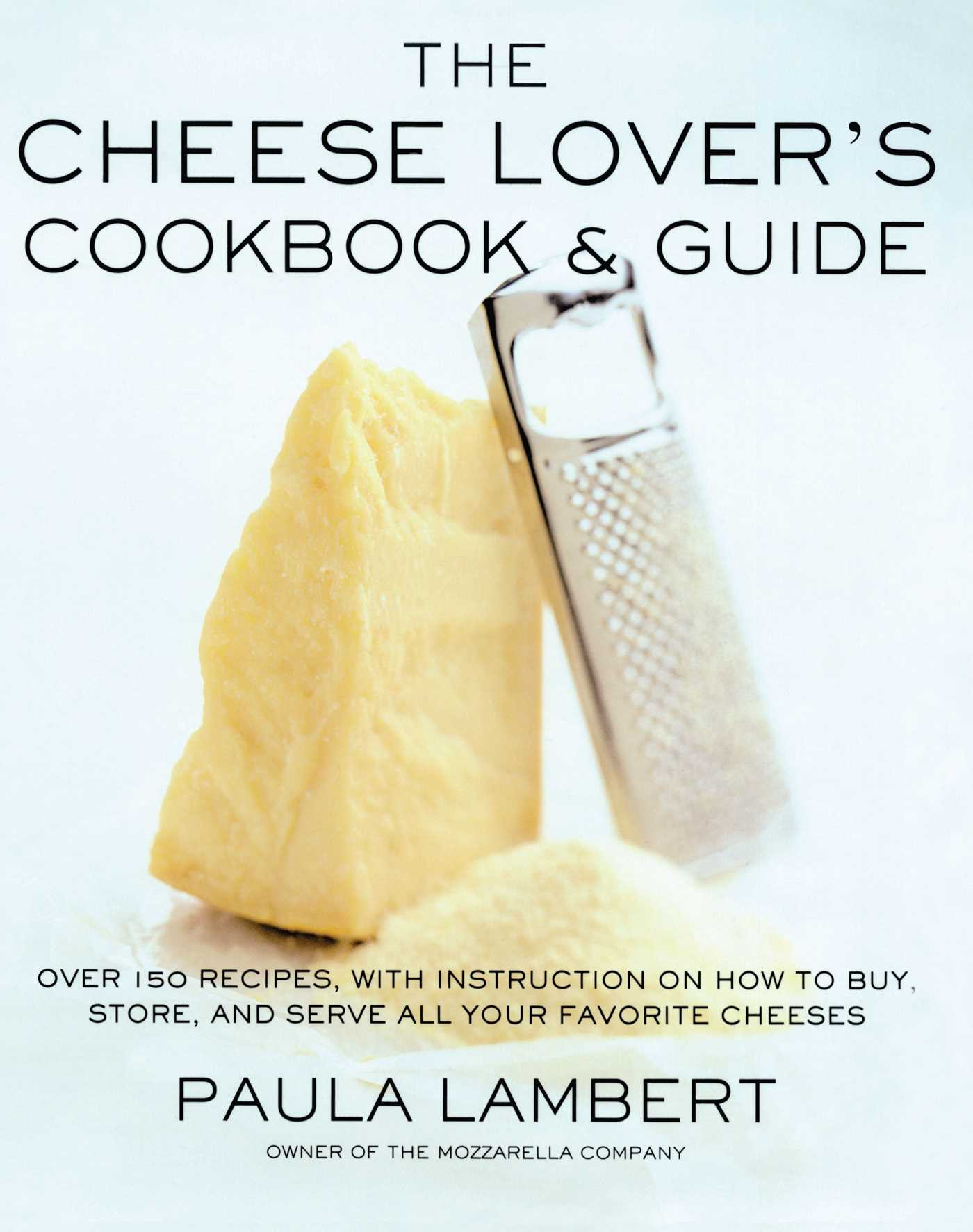 The cheese lovers cookbook guide 9780743213288 hr