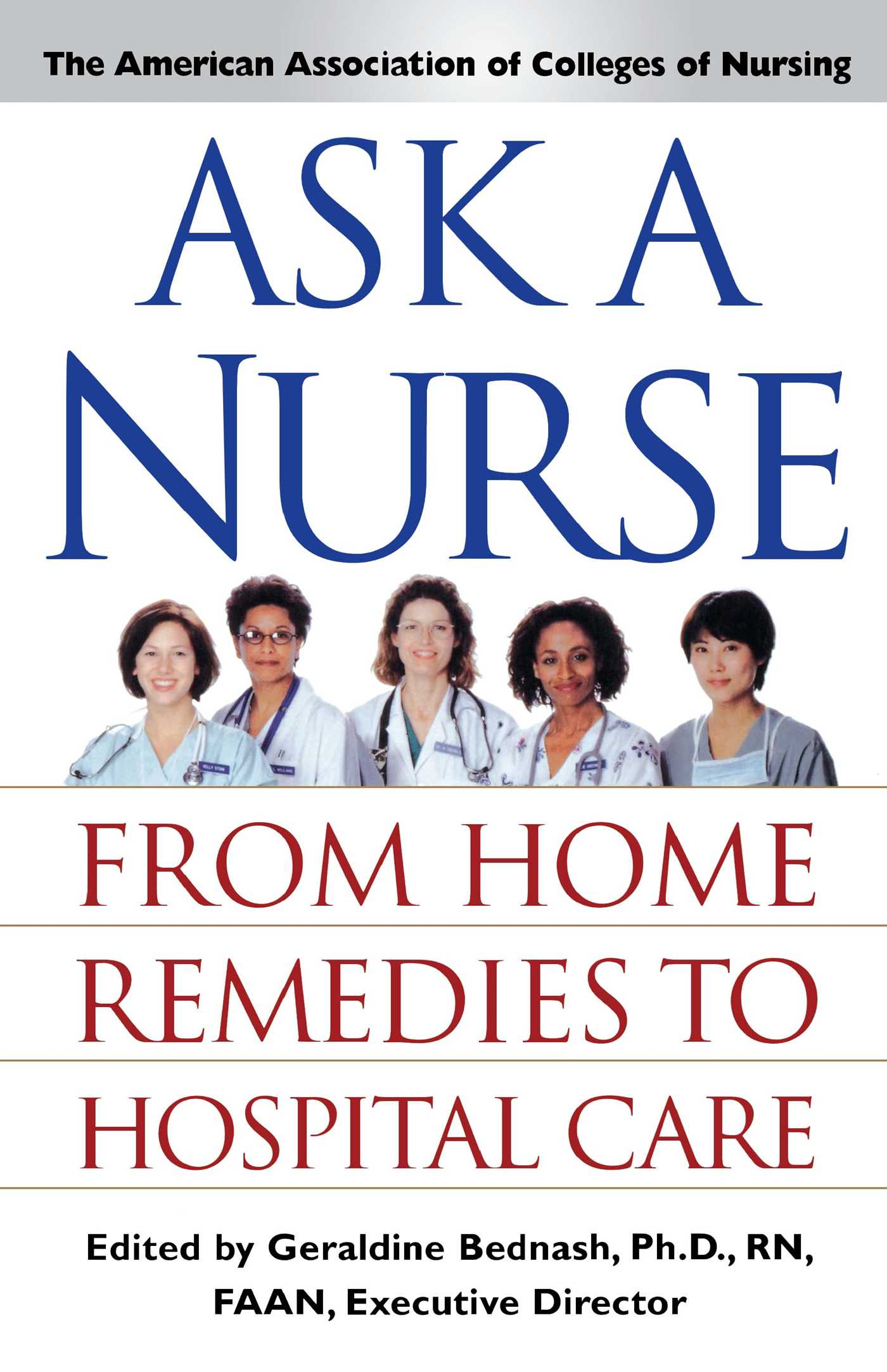 Ask a nurse 9780743213554 hr