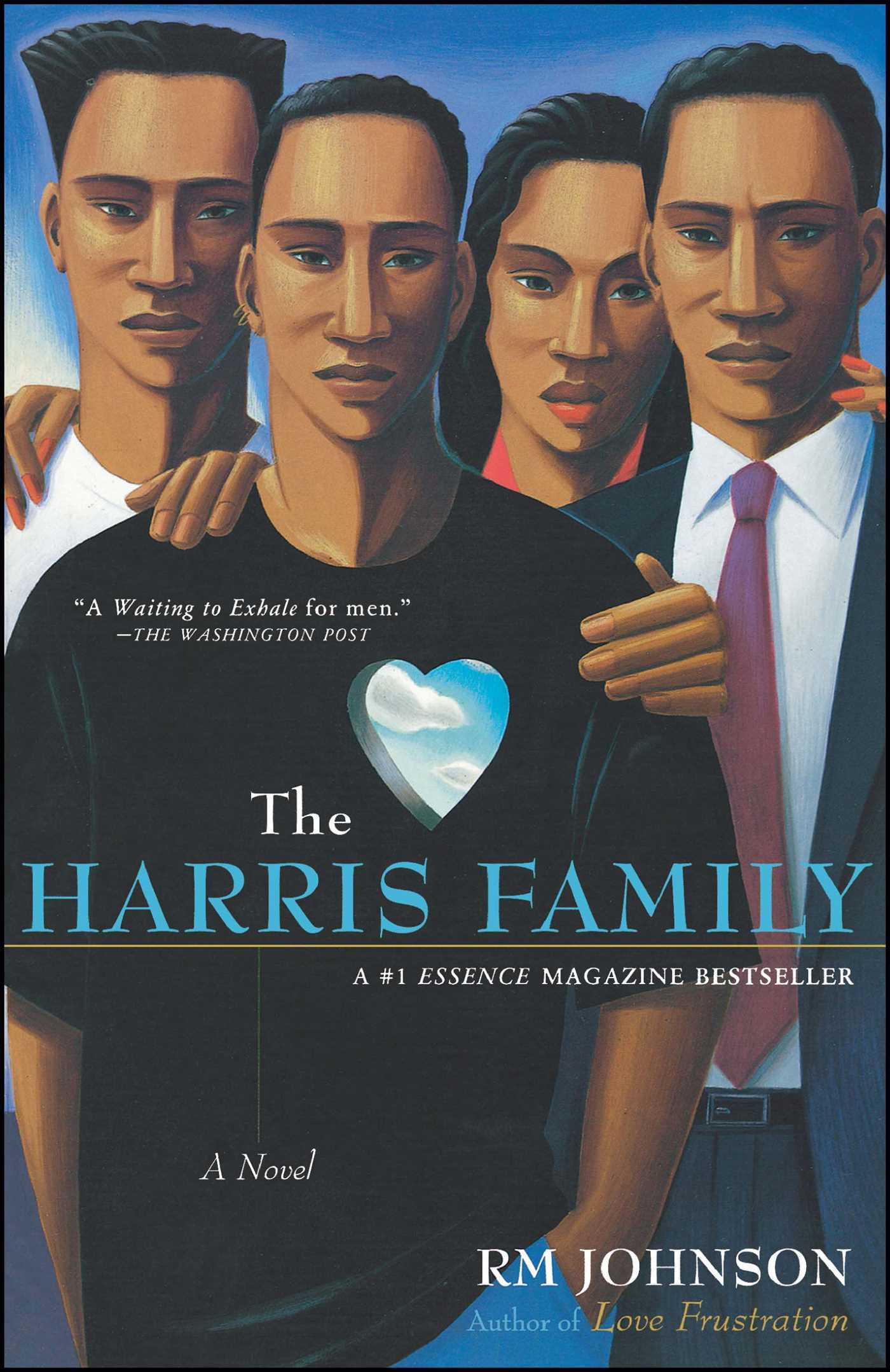The harris family 9780743217934 hr