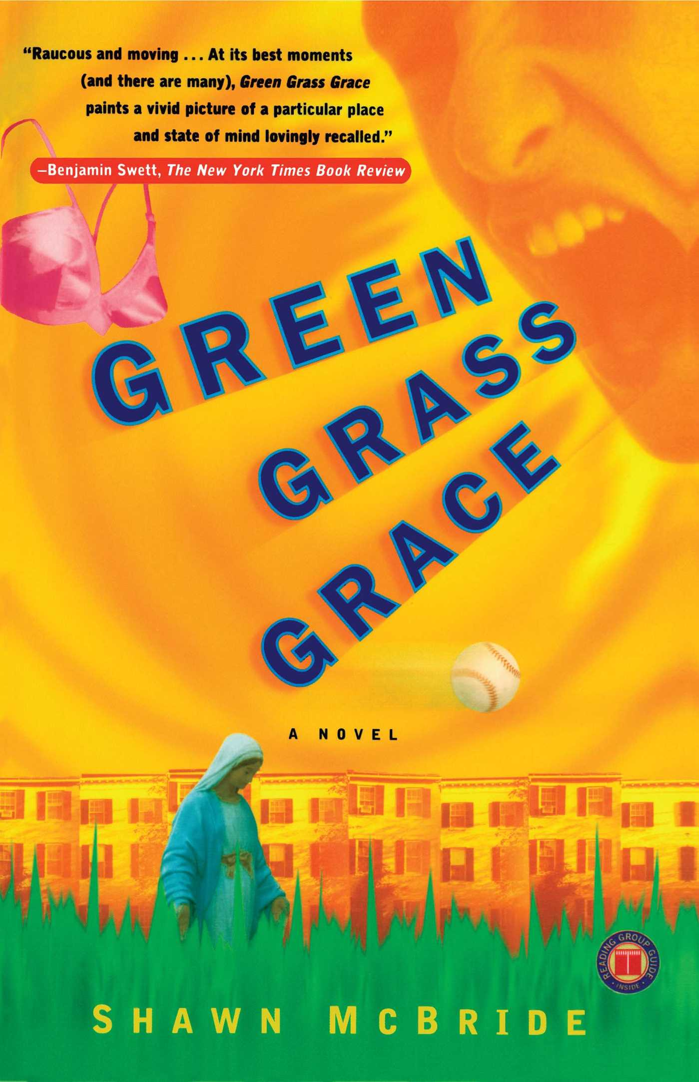 Green grass grace 9780743223119 hr