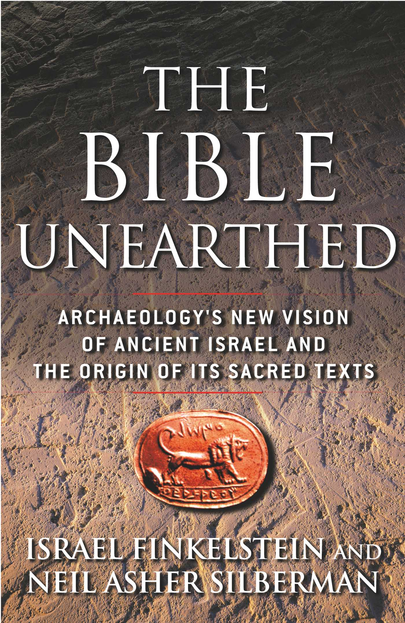 The bible unearthed 9780743223386 hr