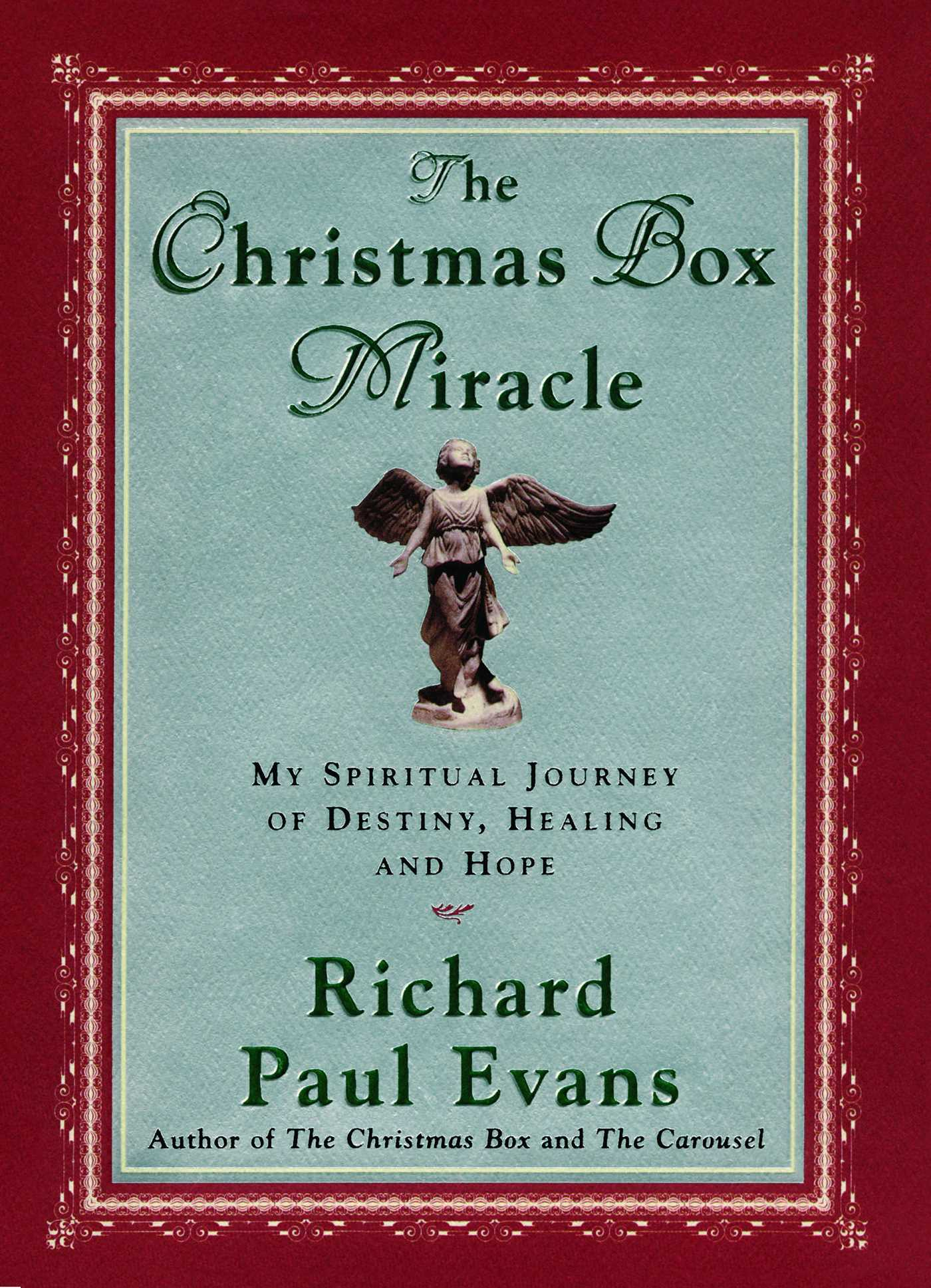 The christmas box miracle ebook by richard paul evans official christmas box miracle 9780743224680 hr the christmas box miracle fandeluxe Document