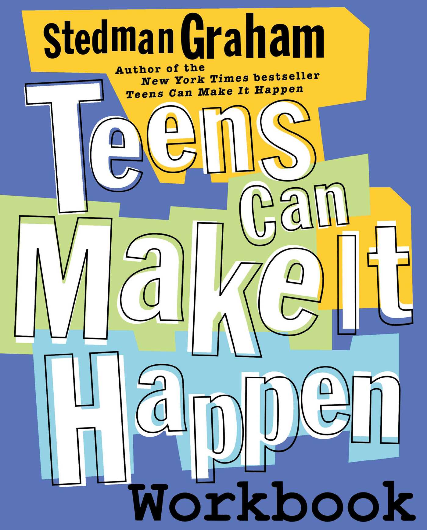 Teens can make it happen workbook 9780743225588 hr