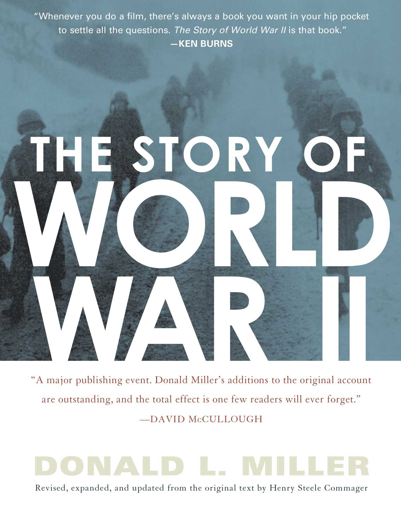 The story of world war ii 9780743227186 hr