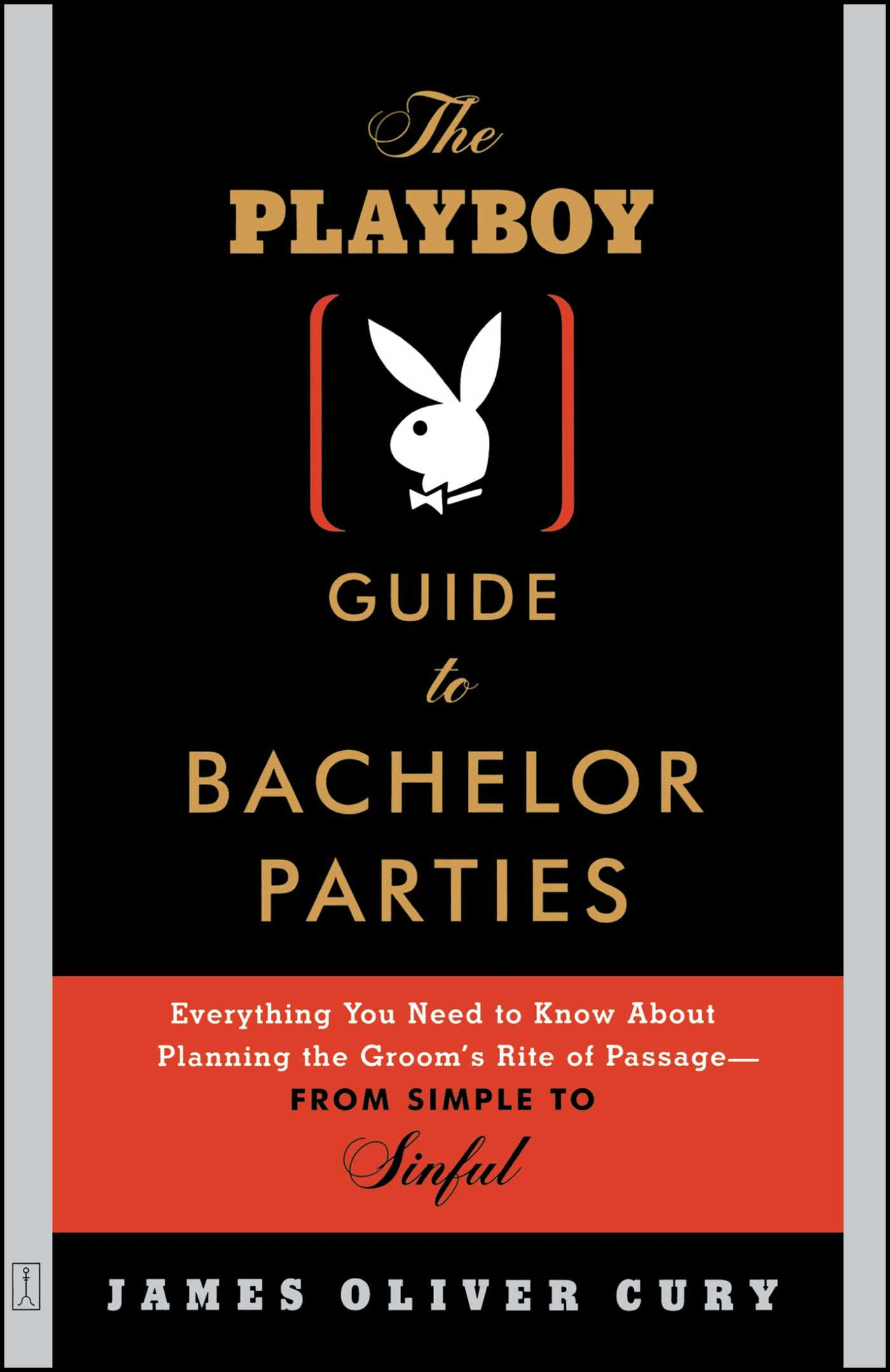 The playboy guide to bachelor parties 9780743232890 hr