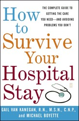 How to survive your hospital stay 9780743233194