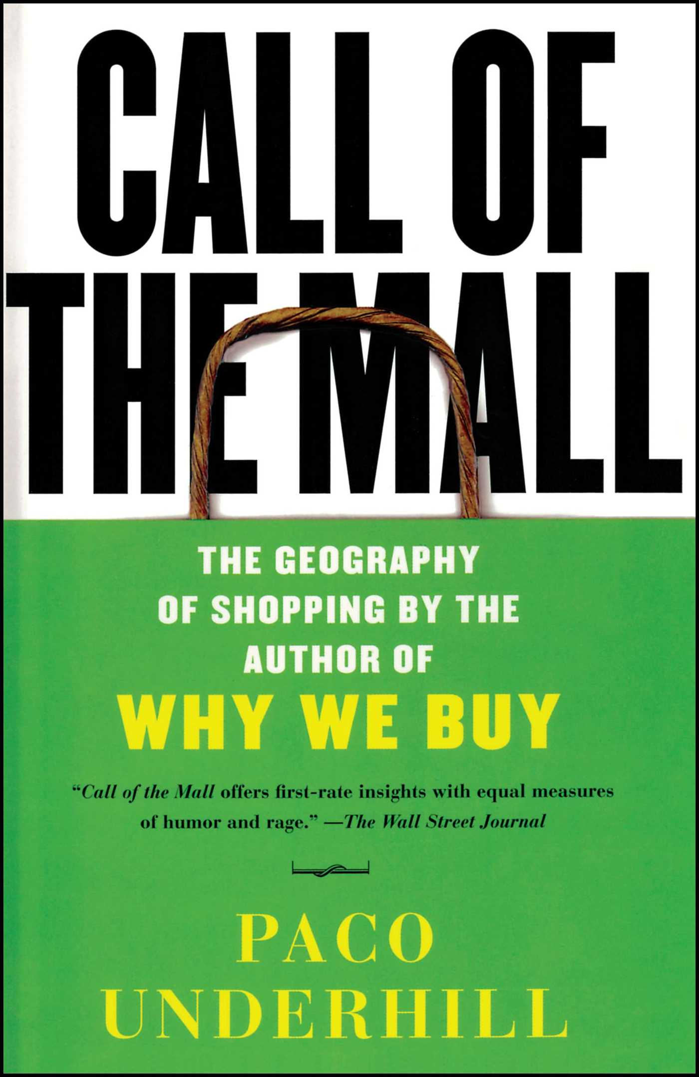 Call of the mall 9780743235921 hr