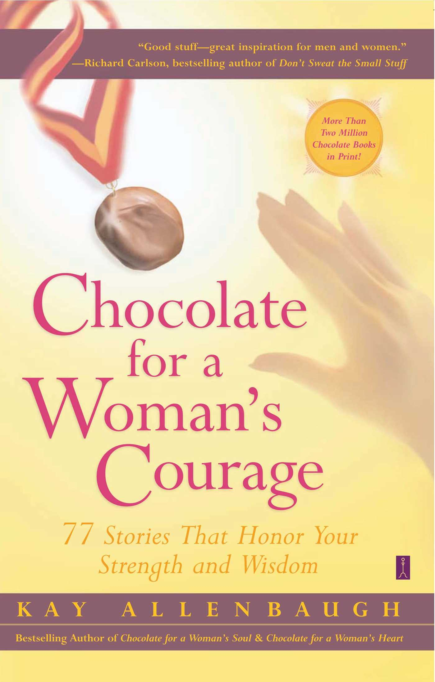 Chocolate for a womans courage 9780743236997 hr