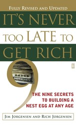 It's Never Too Late to Get Rich
