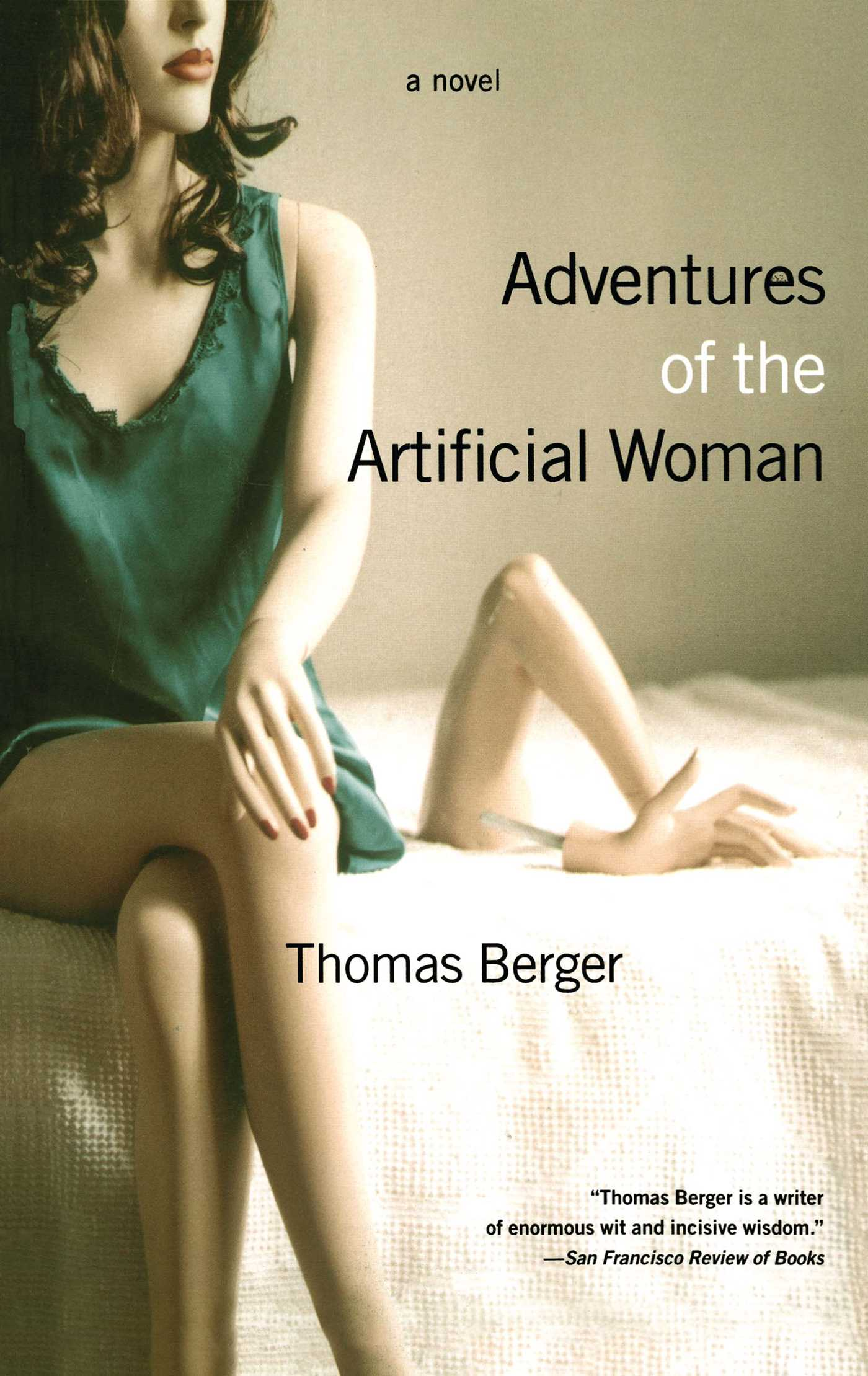Adventures of the artificial woman 9780743257411 hr