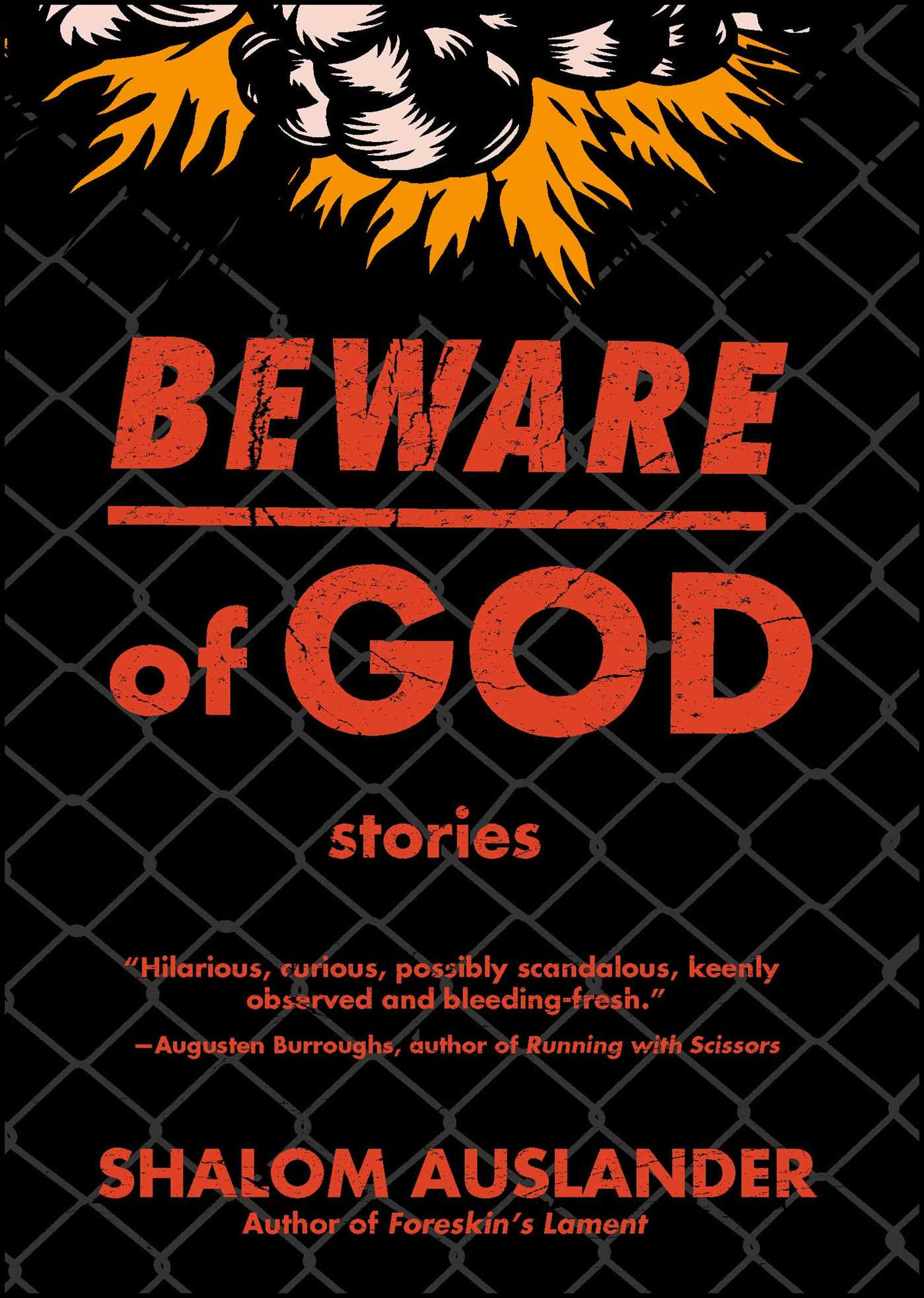 Beware of god 9780743264570 hr