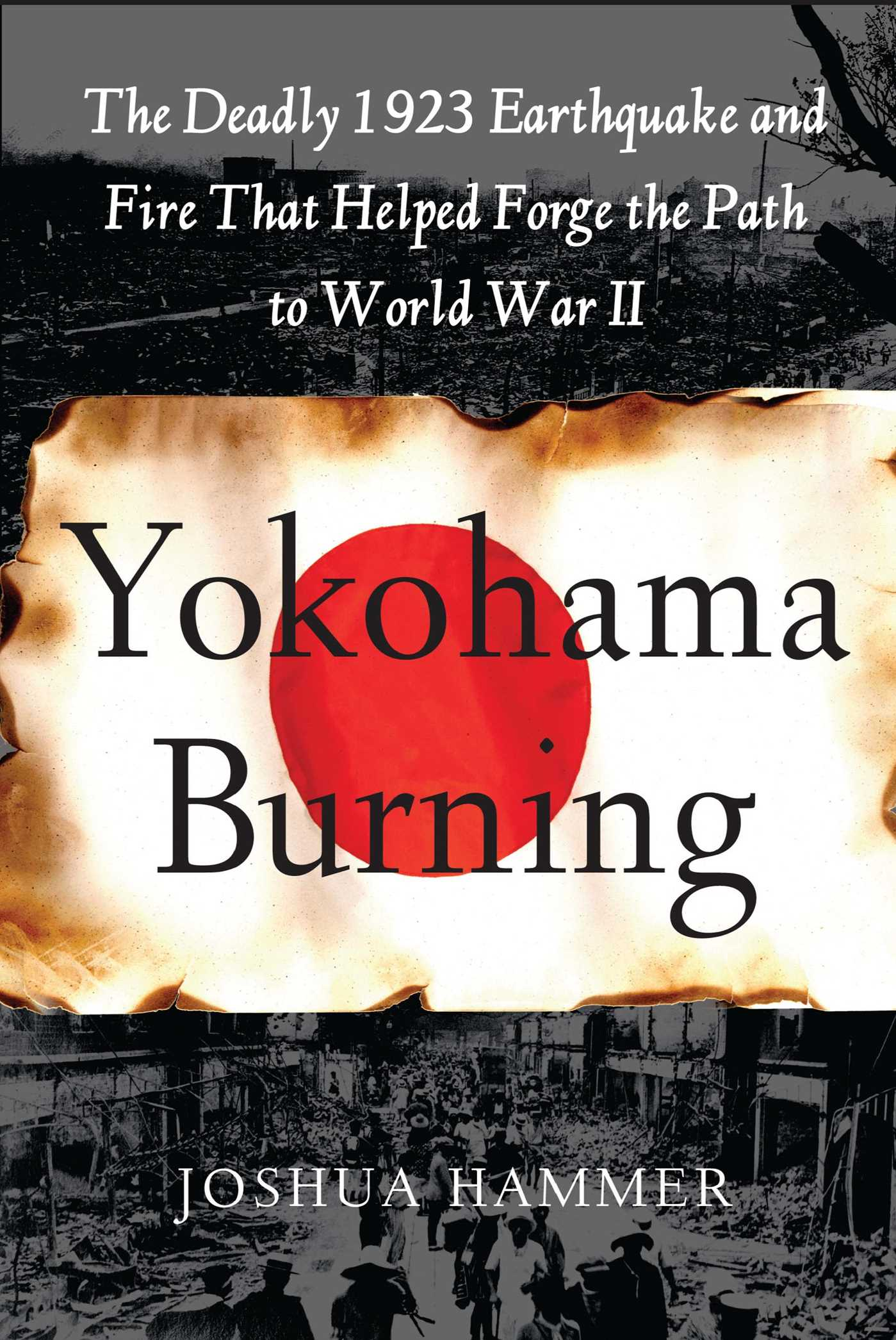 Yokohama burning 9780743264662 hr