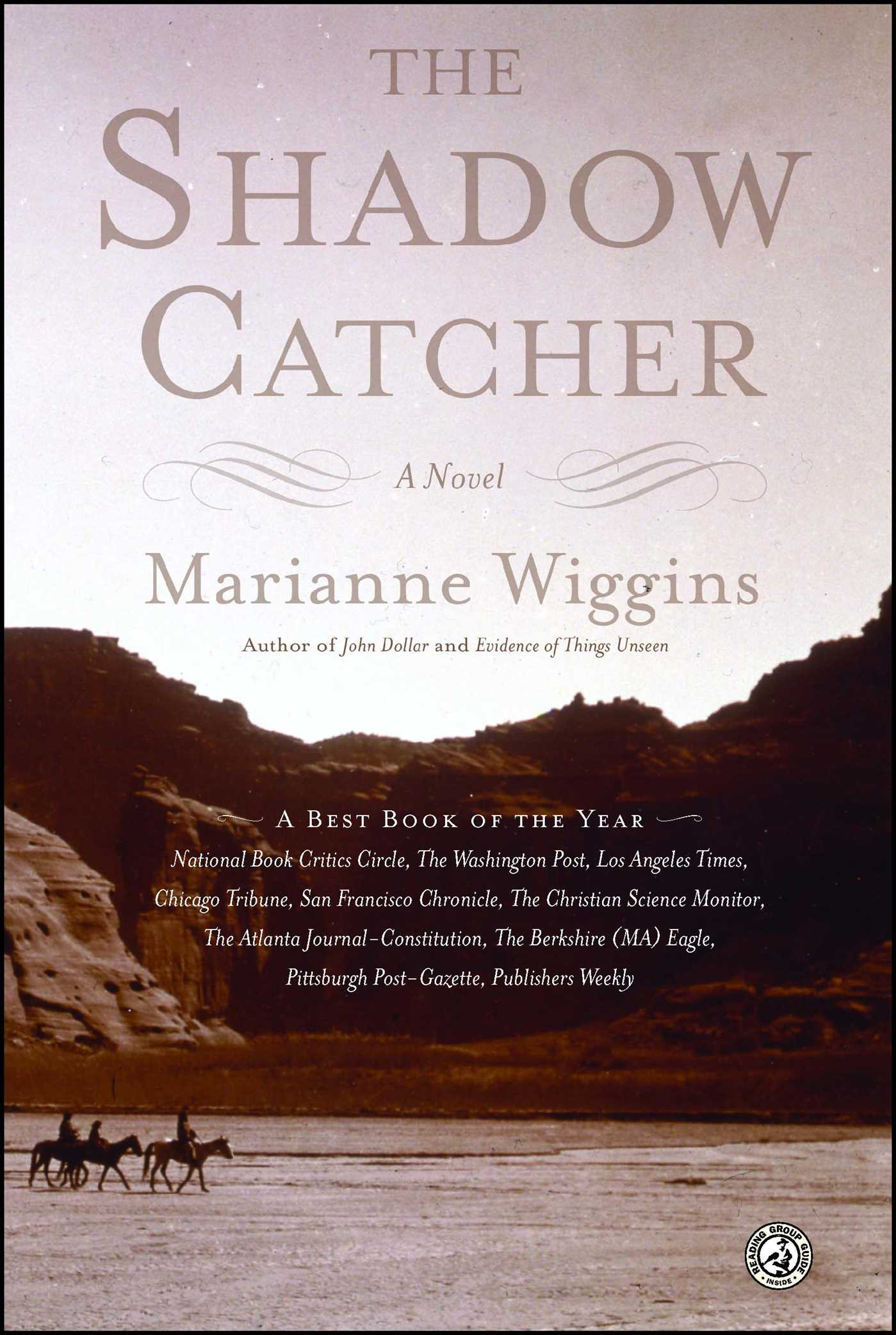 The shadow catcher 9780743265218 hr
