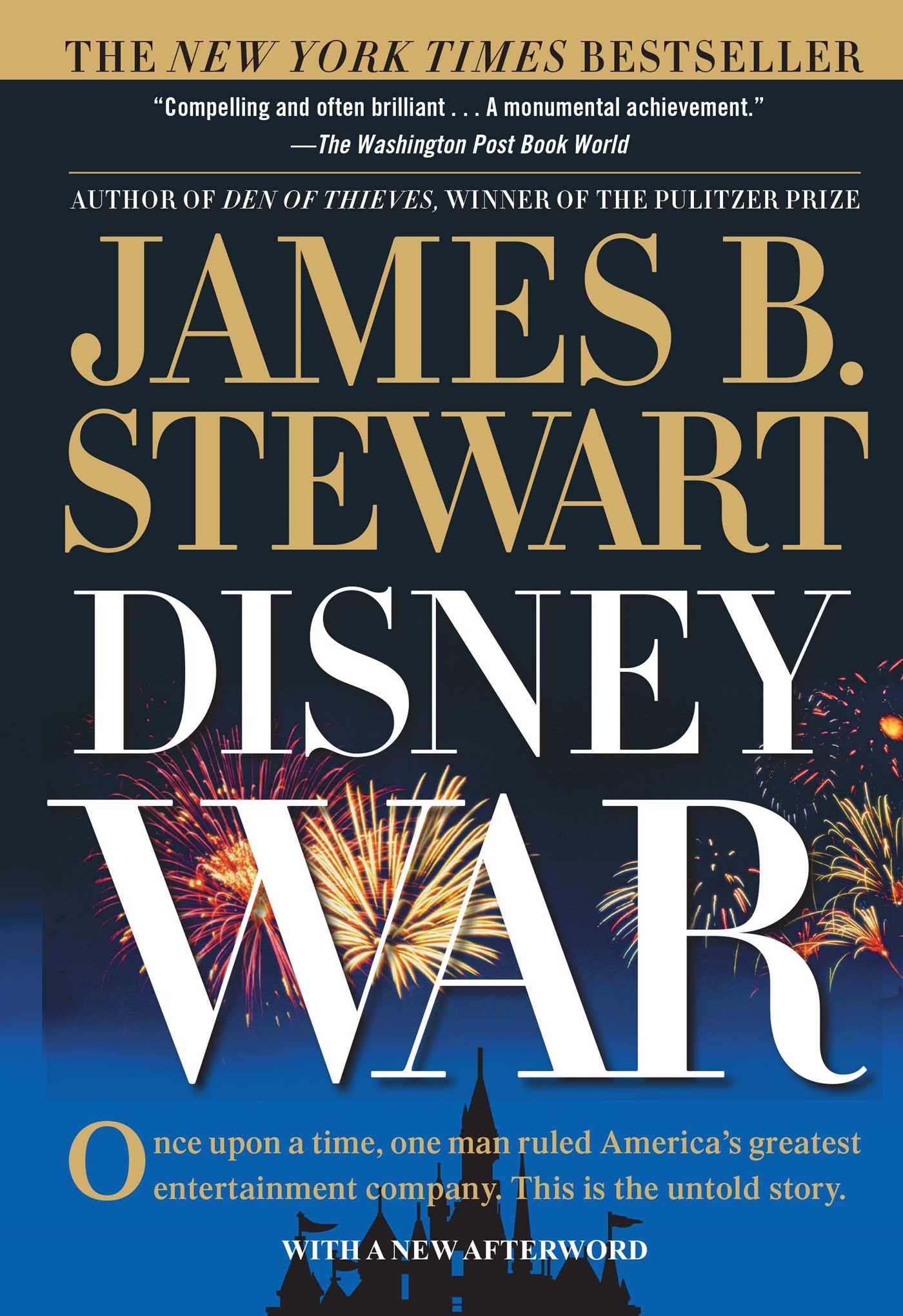 Disneywar 9780743267090 hr