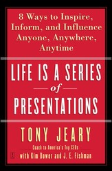 Life is a series of presentations 9780743269254