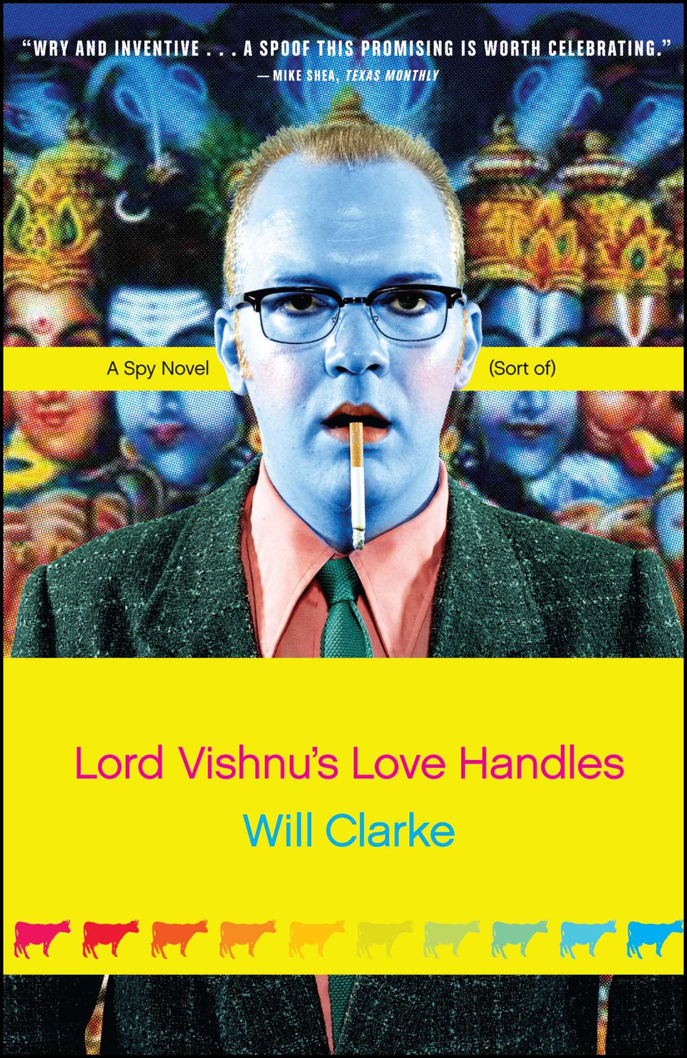 Lord vishnus love handles 9780743271486 hr