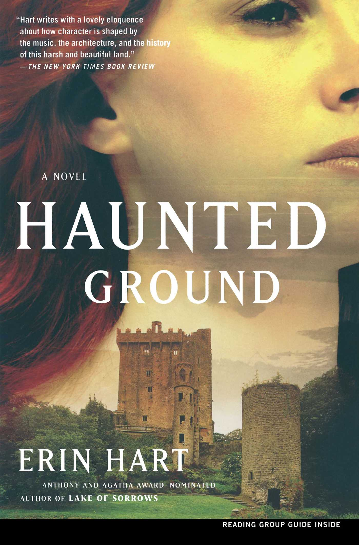 Haunted ground 9780743272100 hr