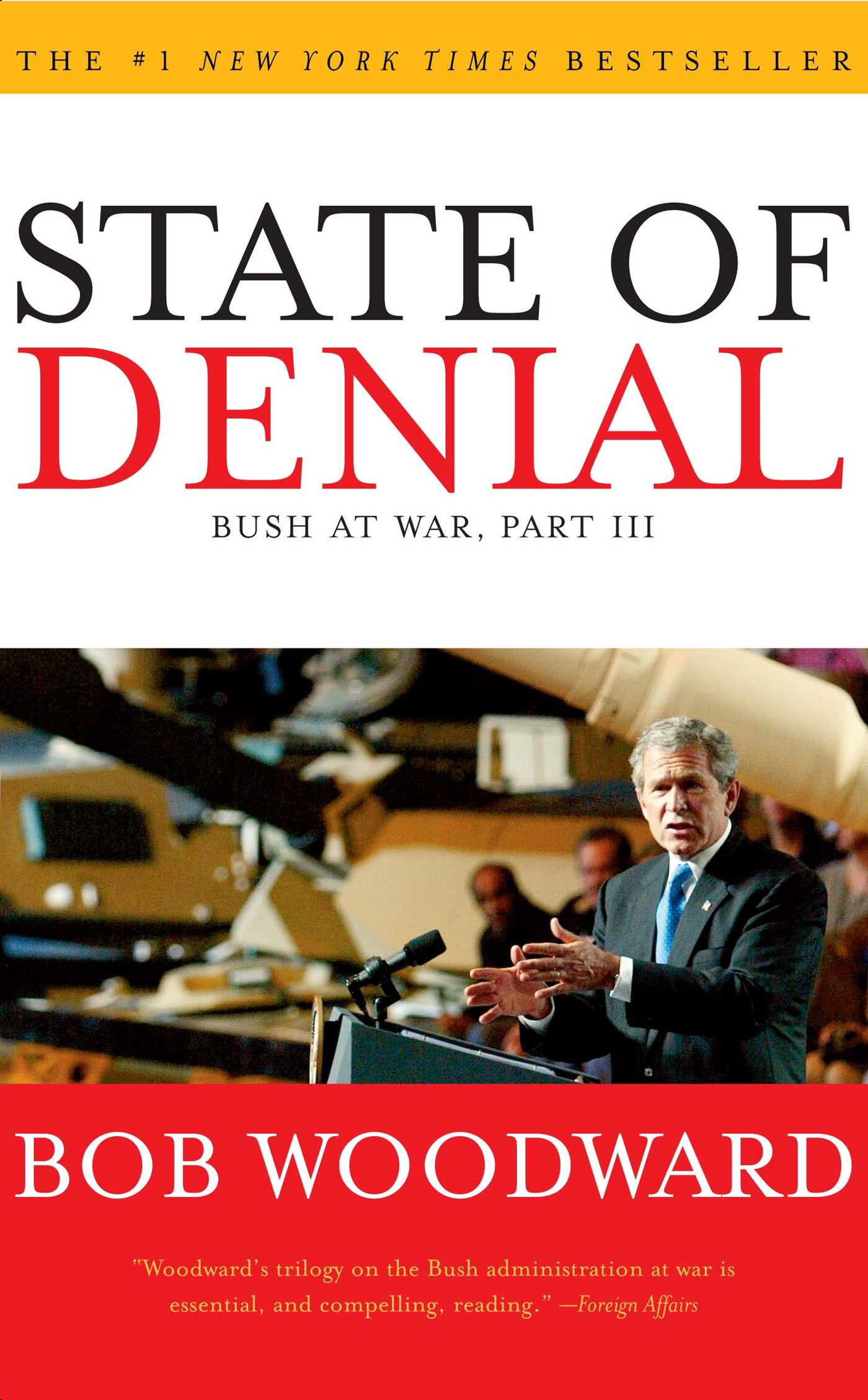 State of denial 9780743272247 hr