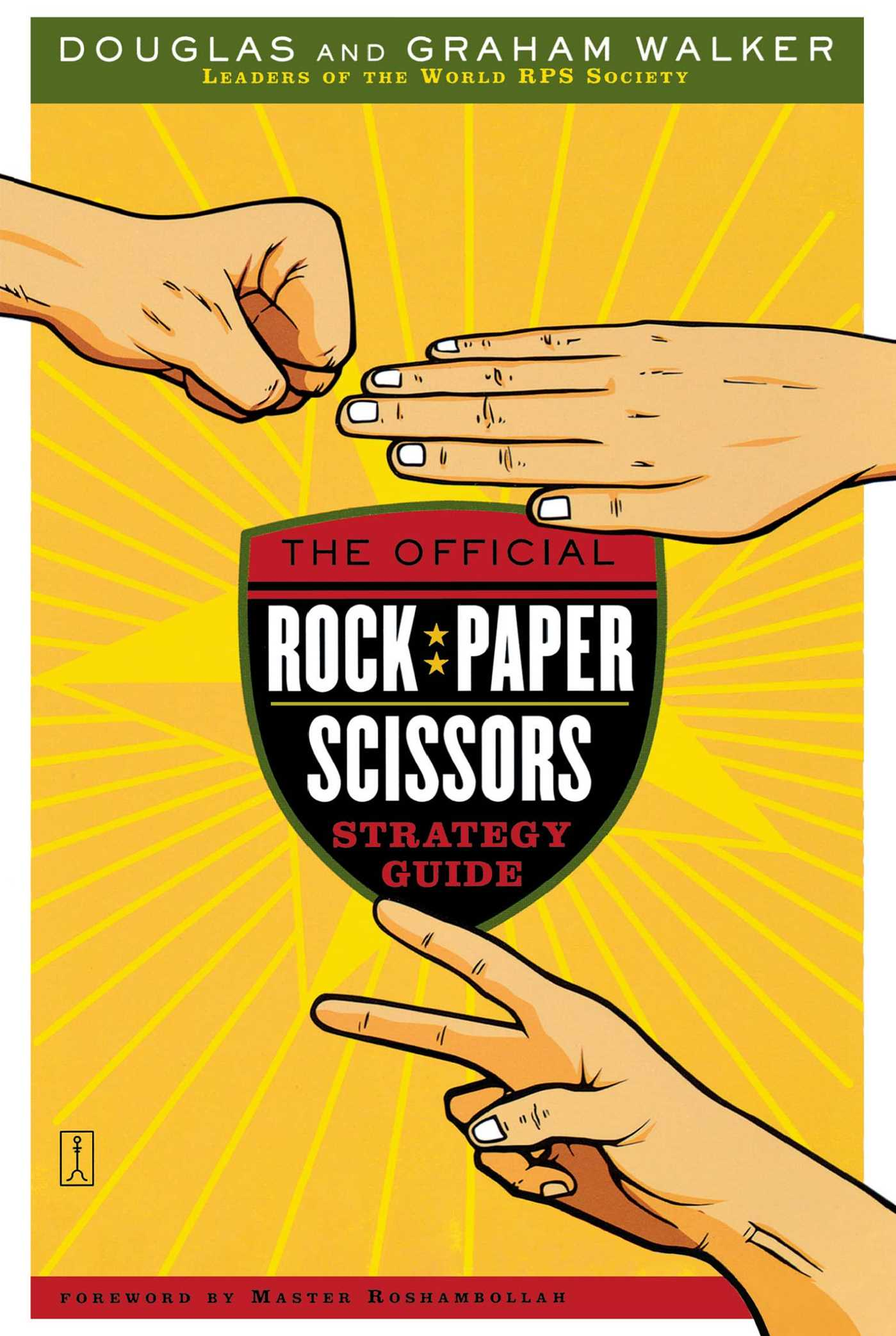 The official rock paper scissors strategy guide 9780743272629 hr