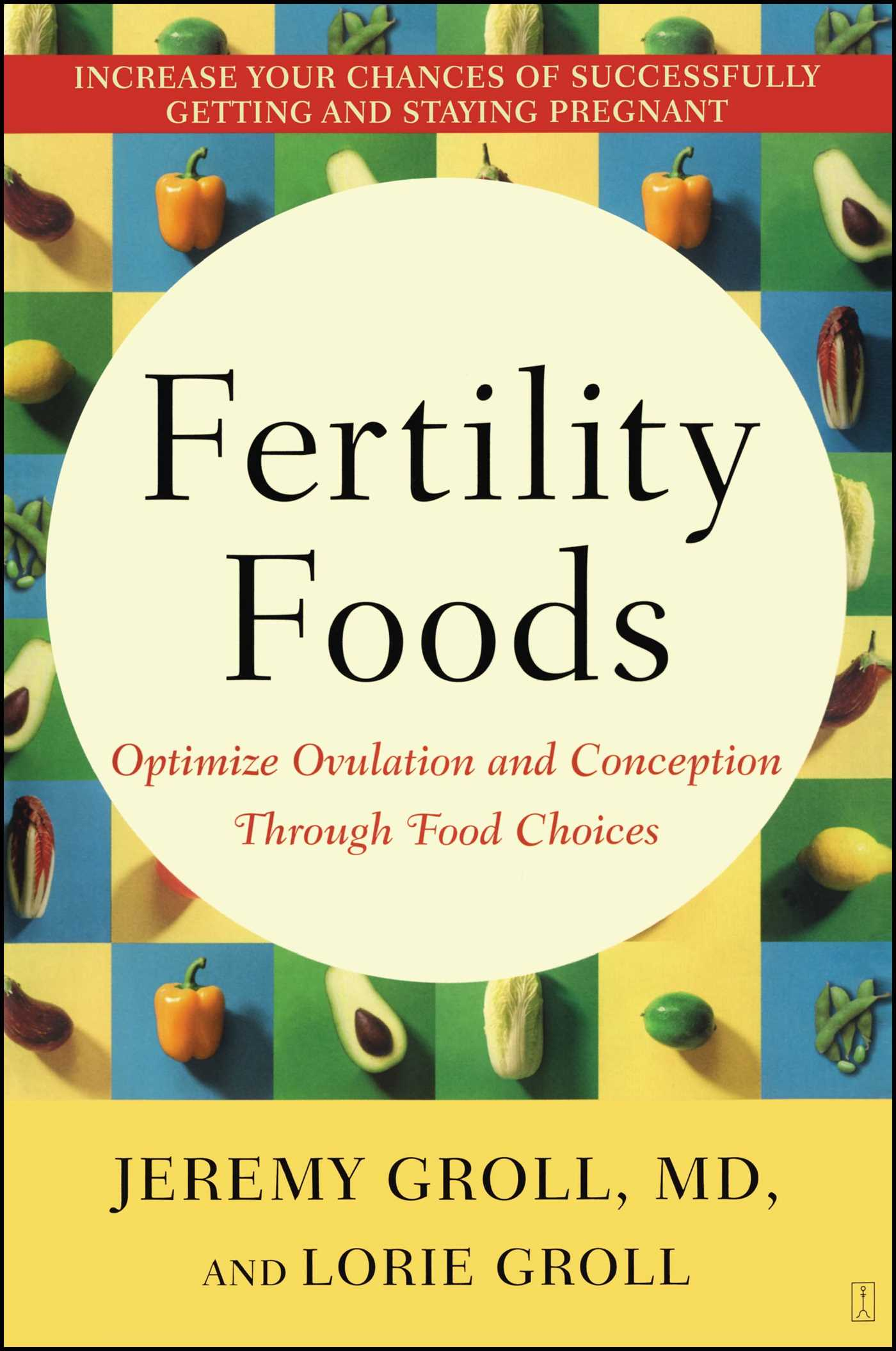 Fertility foods 9780743272810 hr