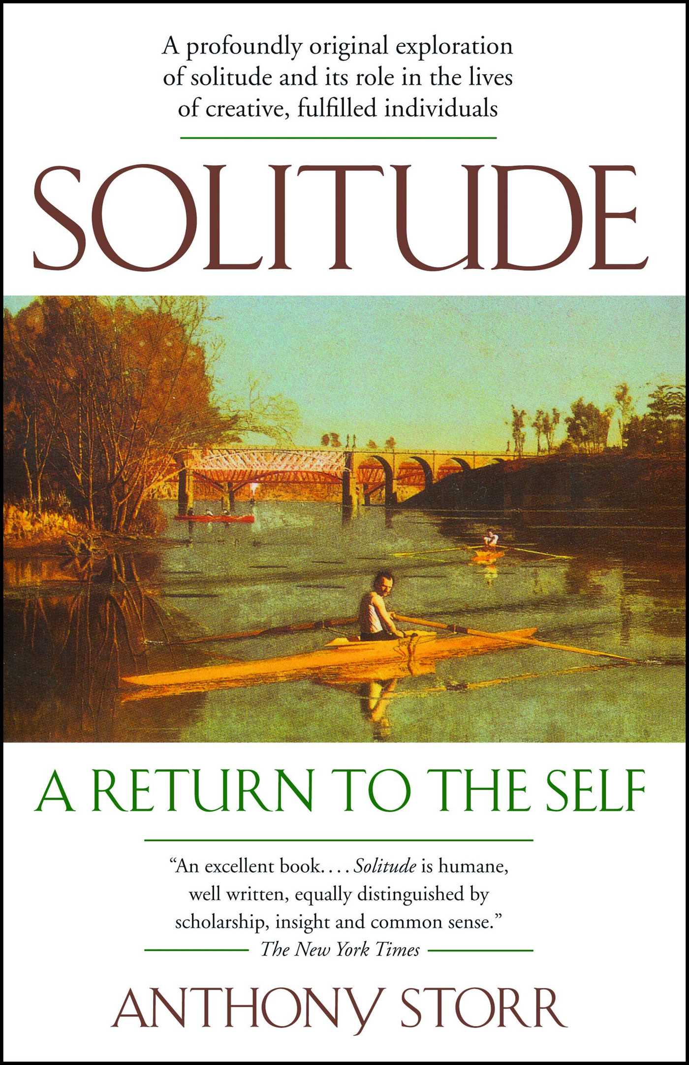 Solitude 9780743280747 hr