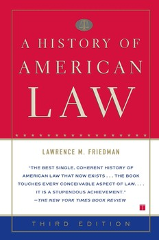 A History of American Law: Third Edition