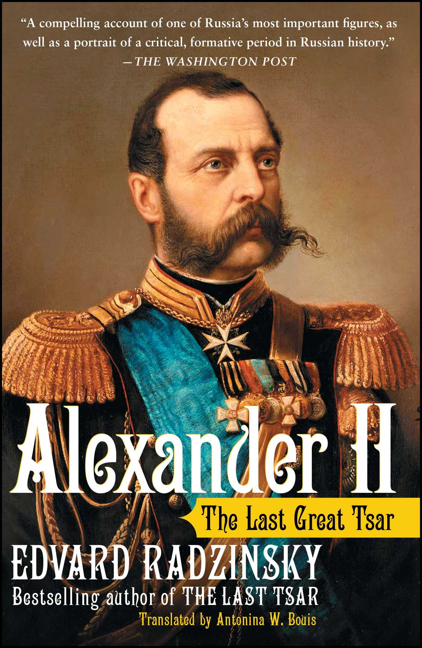 a literary analysis of the last tsar edvard radzinsky
