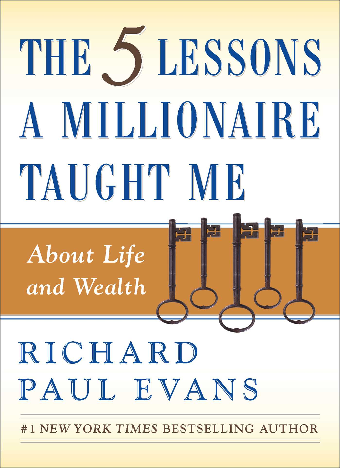 The five lessons a millionaire taught me about life and wealth 9780743287005 hr
