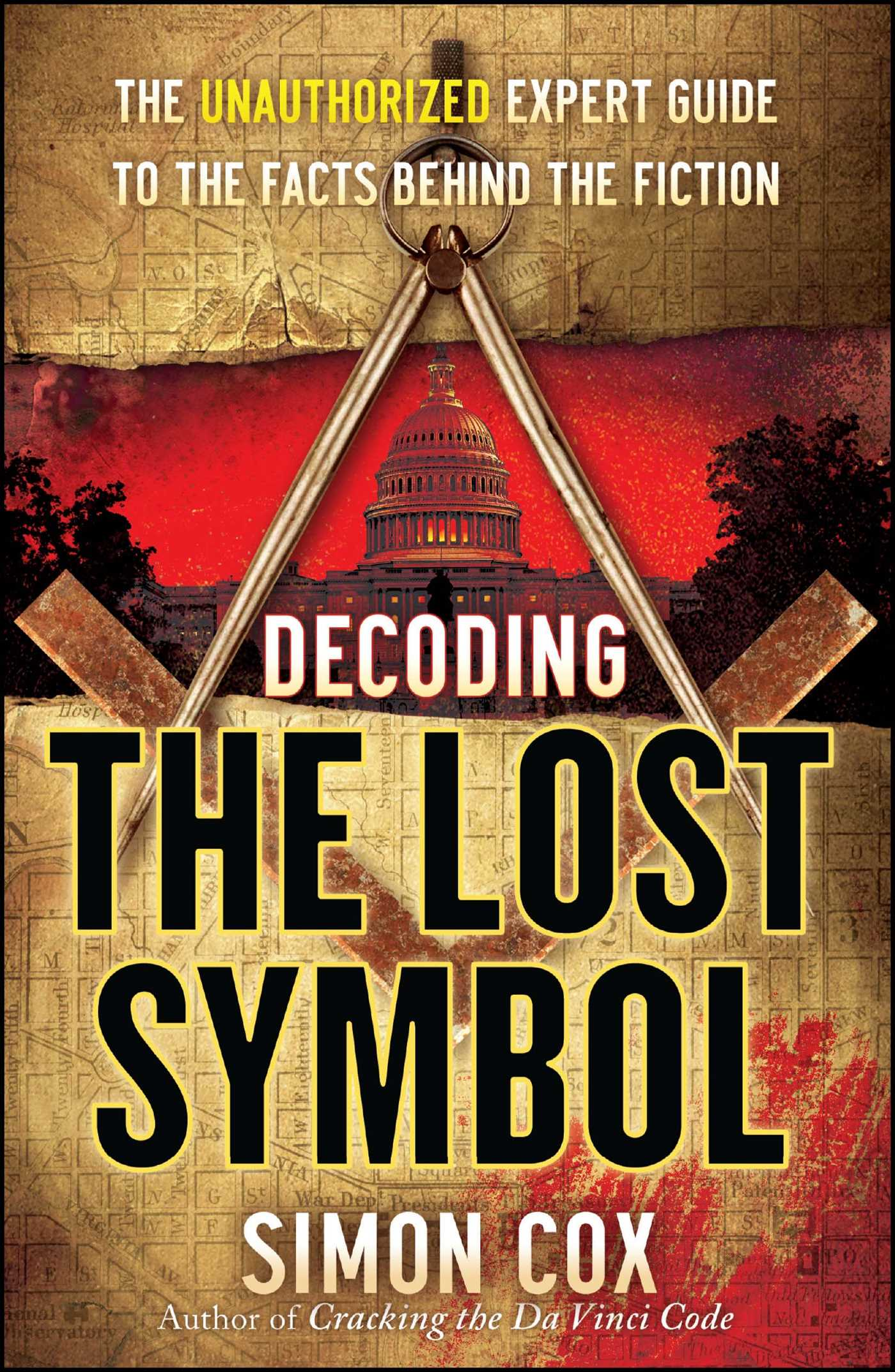Decoding the lost symbol book by simon cox official publisher decoding the lost symbol 9780743287272 hr buycottarizona