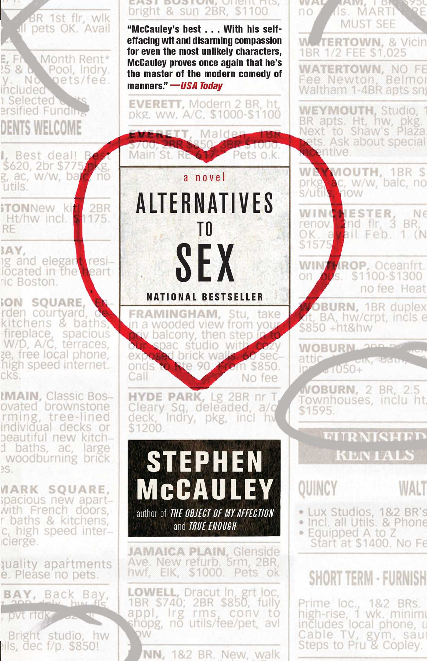Alternatives to sex 9780743288965 hr