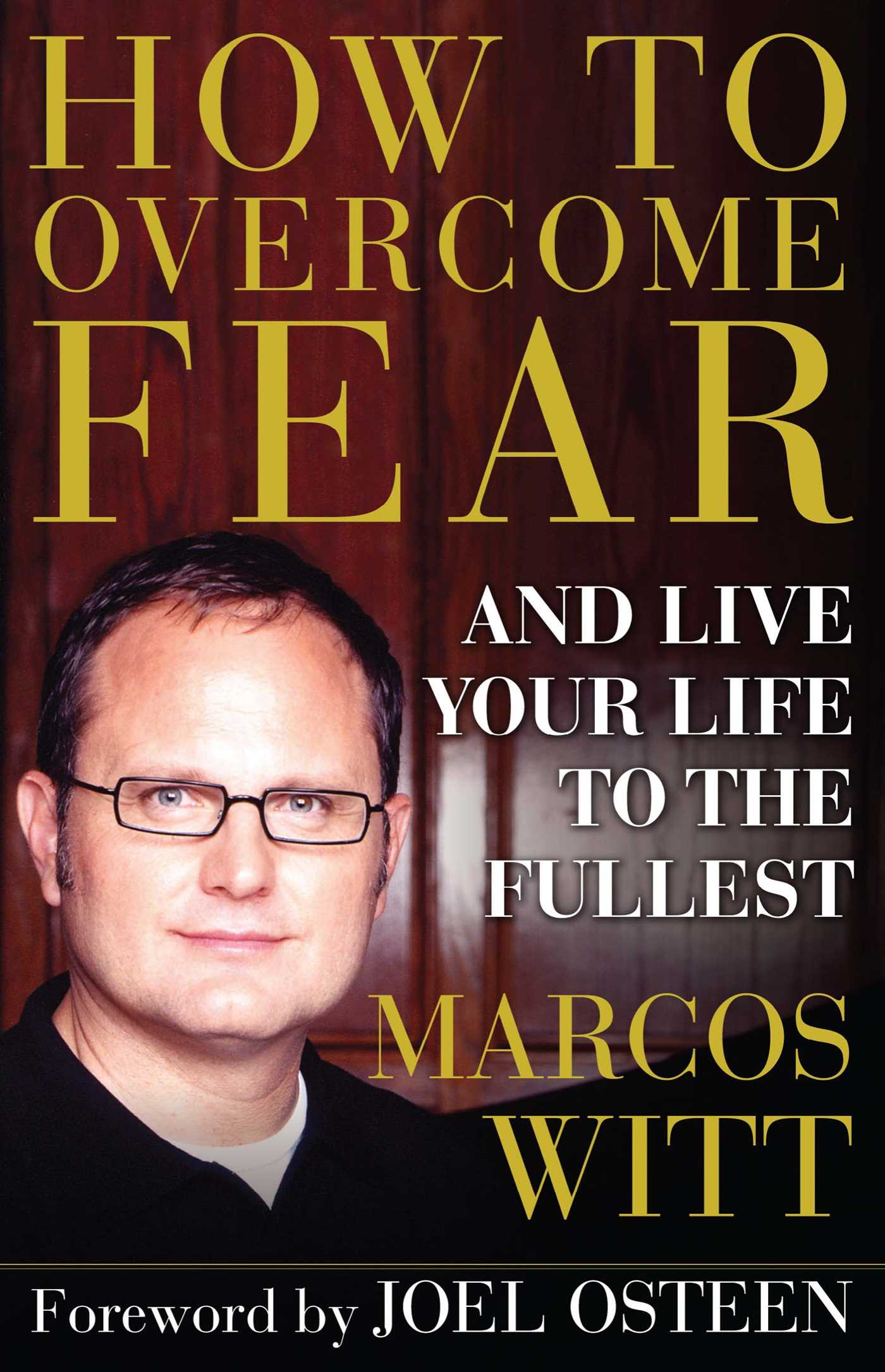 How to overcome fear 9780743290845 hr