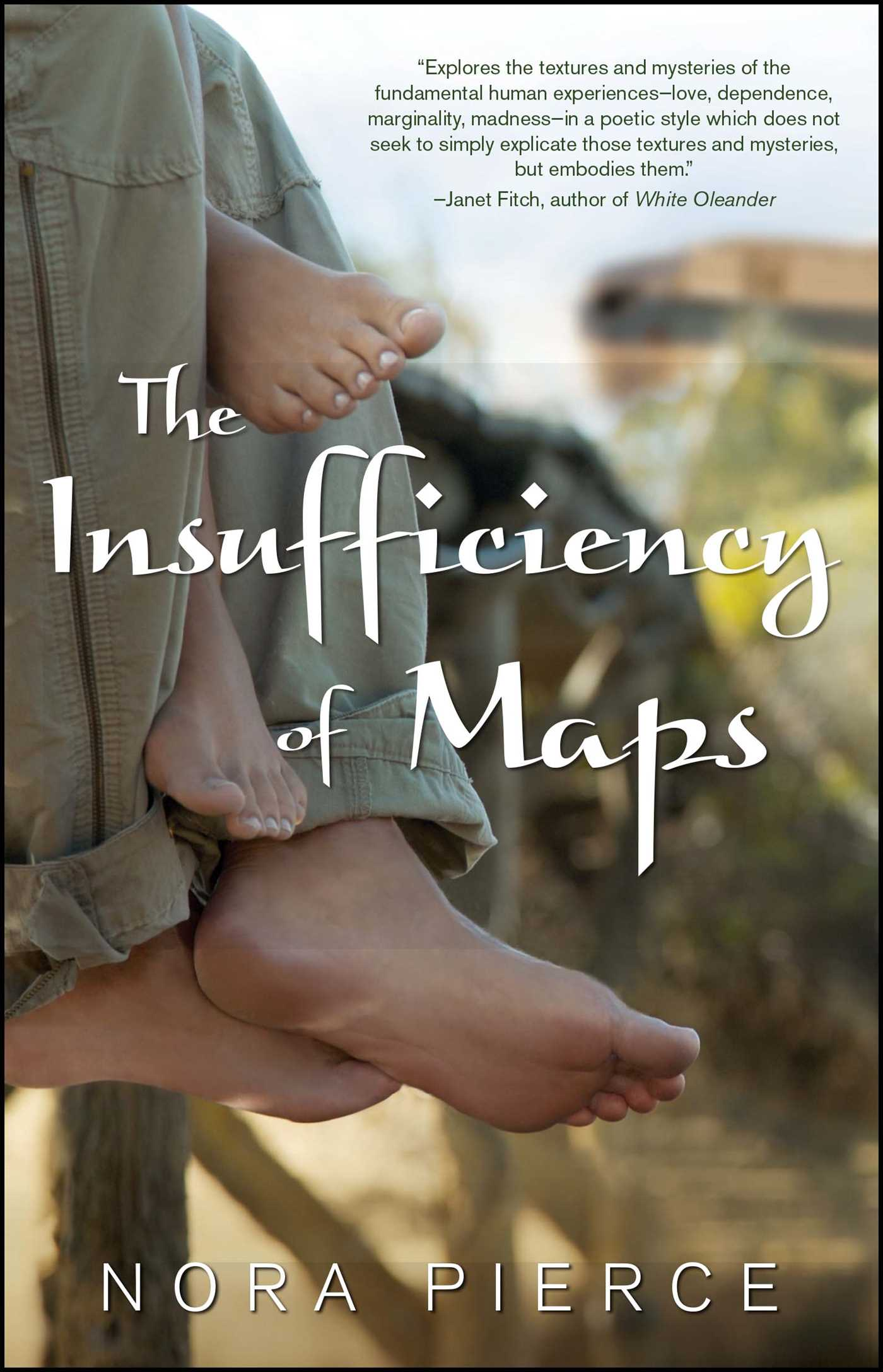 The insufficiency of maps 9780743292085 hr