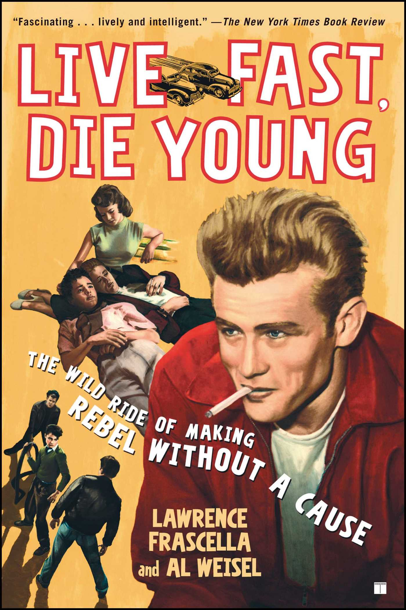 live fast die young book by lawrence frascella al