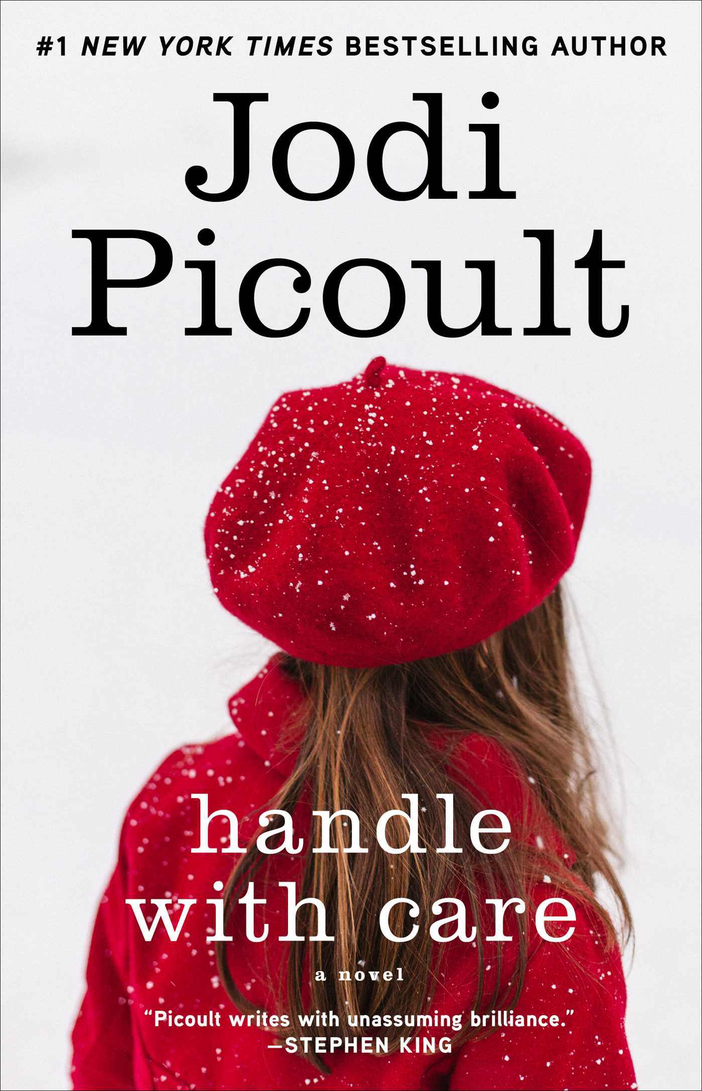 a report on the book handle with care by jodi picoult Lone wolf: book summary and reviews of lone wolf by jodi picoult lone wolf by jodi picoult (2008), handle with care (2009), house rules.