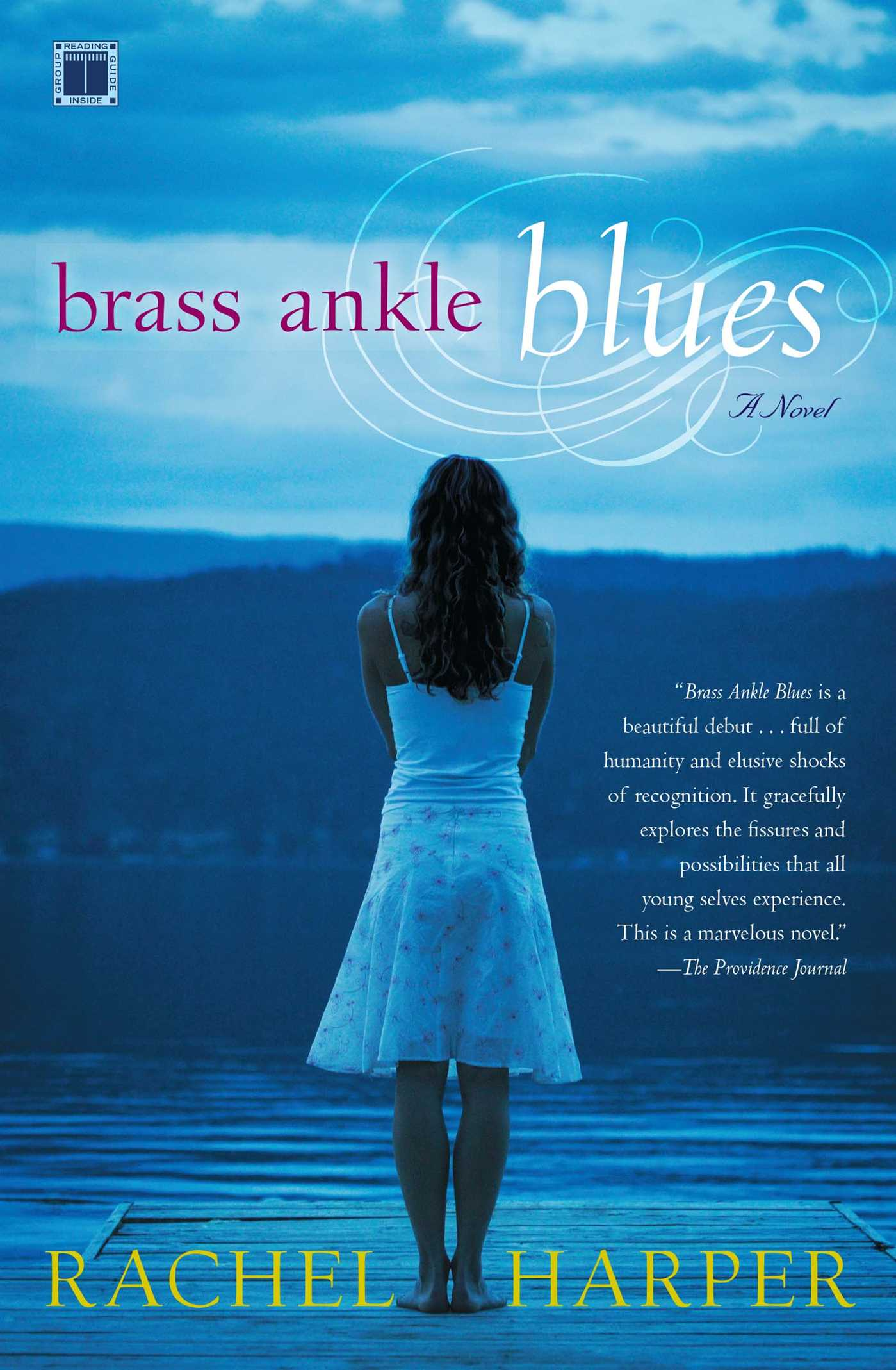 Brass ankle blues 9780743296588 hr