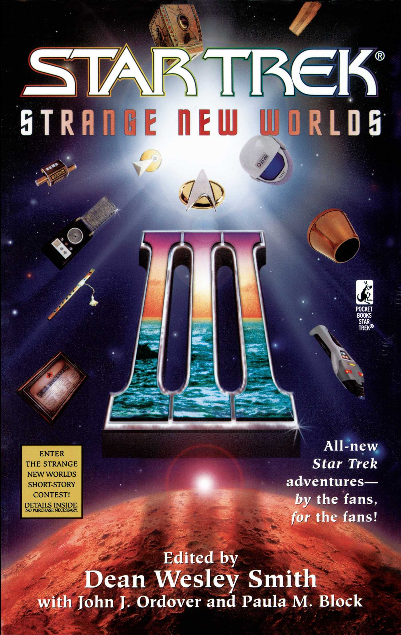 Strange new worlds iii 9780743411134 hr