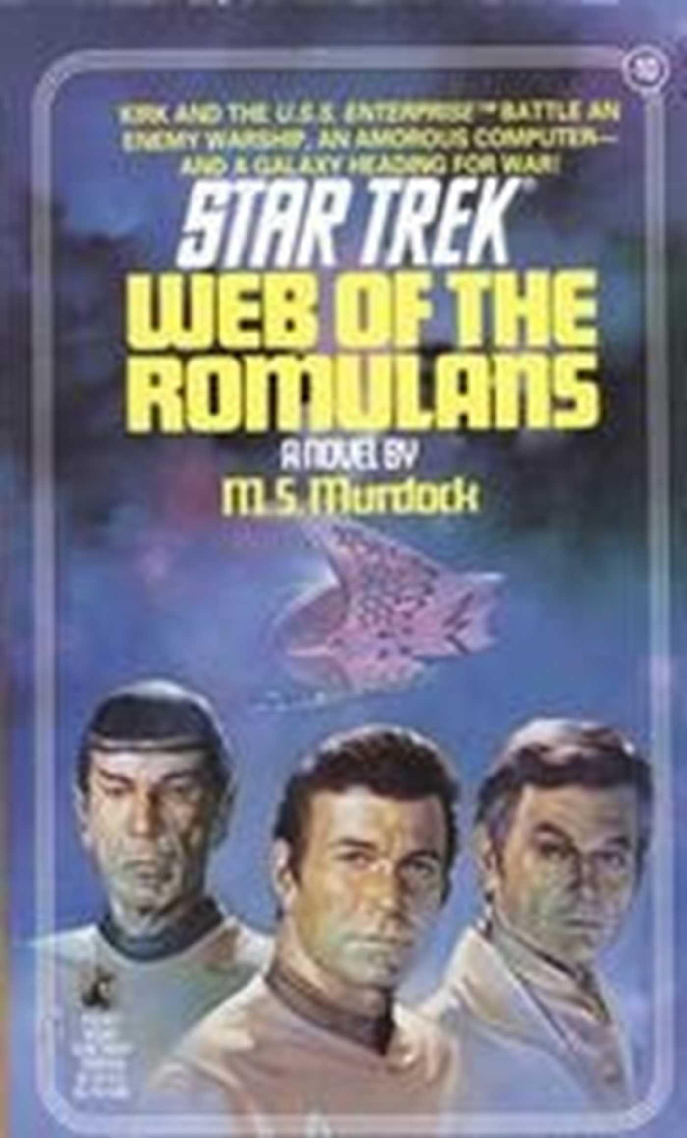 Web of the romulans 9780743419611 hr