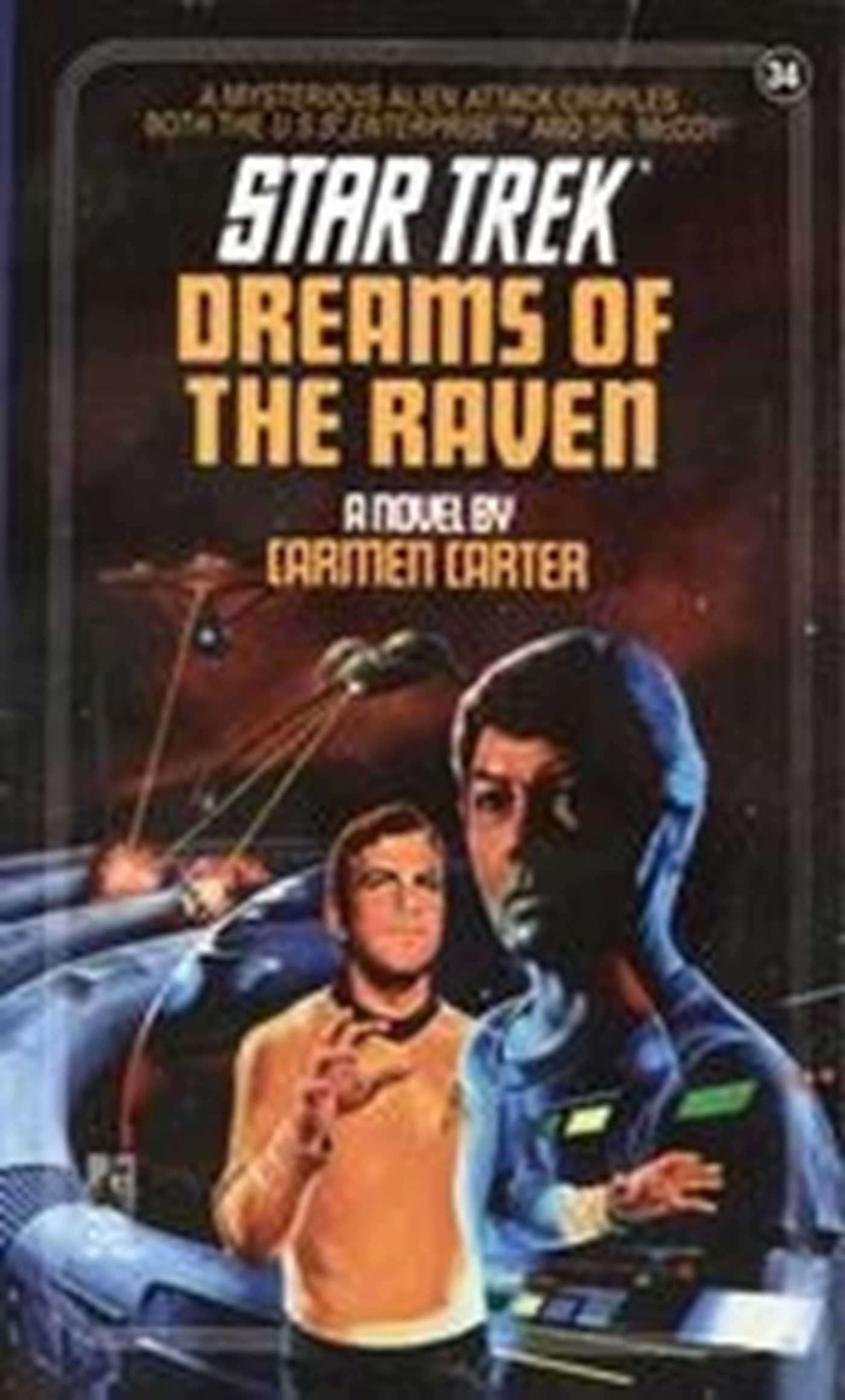 Dreams of the raven 9780743419857 hr