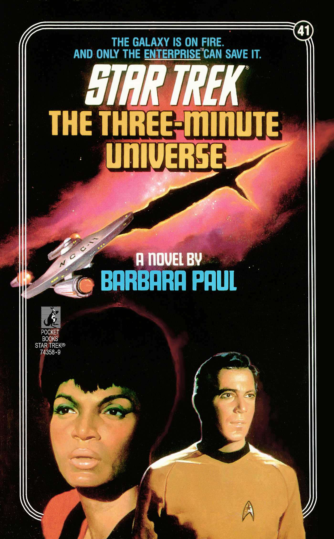 The three minute universe 9780743419925 hr